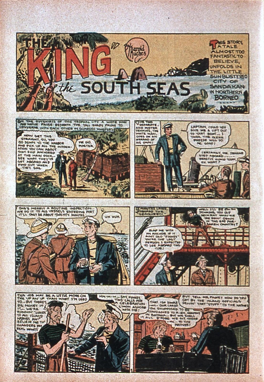 Amazing Man Comics issue 7 - Page 17