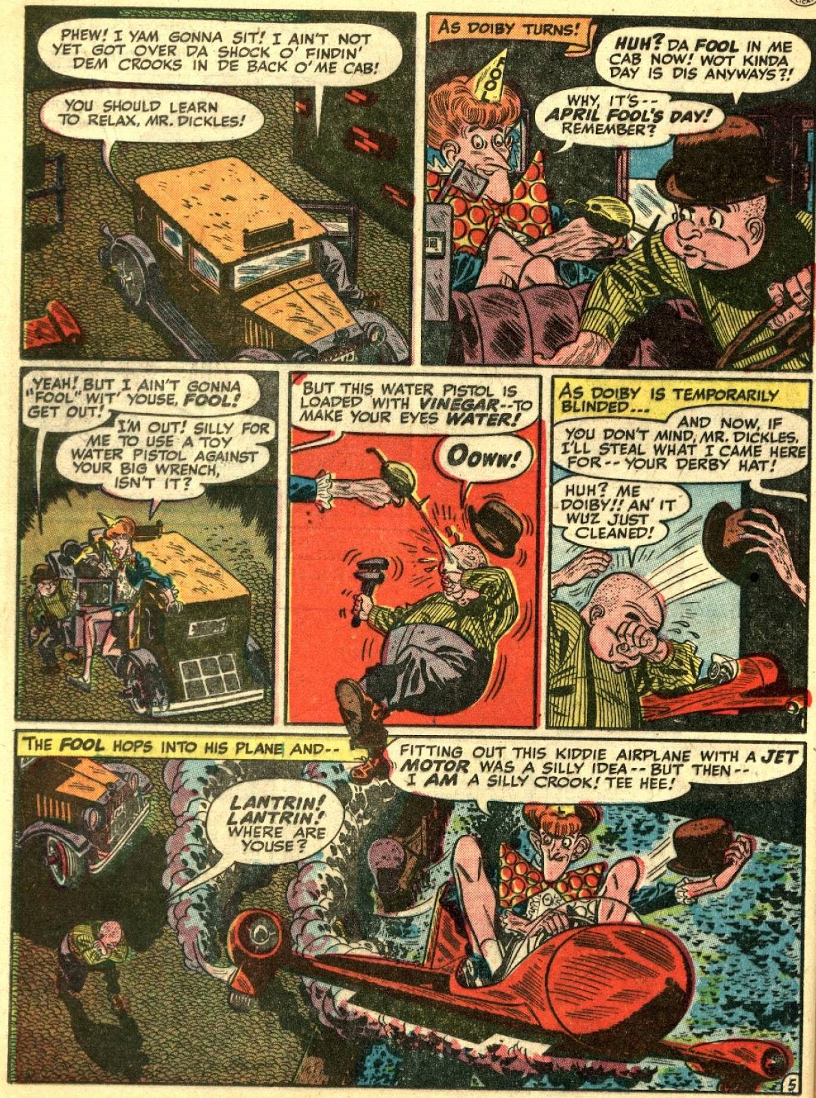 Comic Cavalcade issue 27 - Page 34