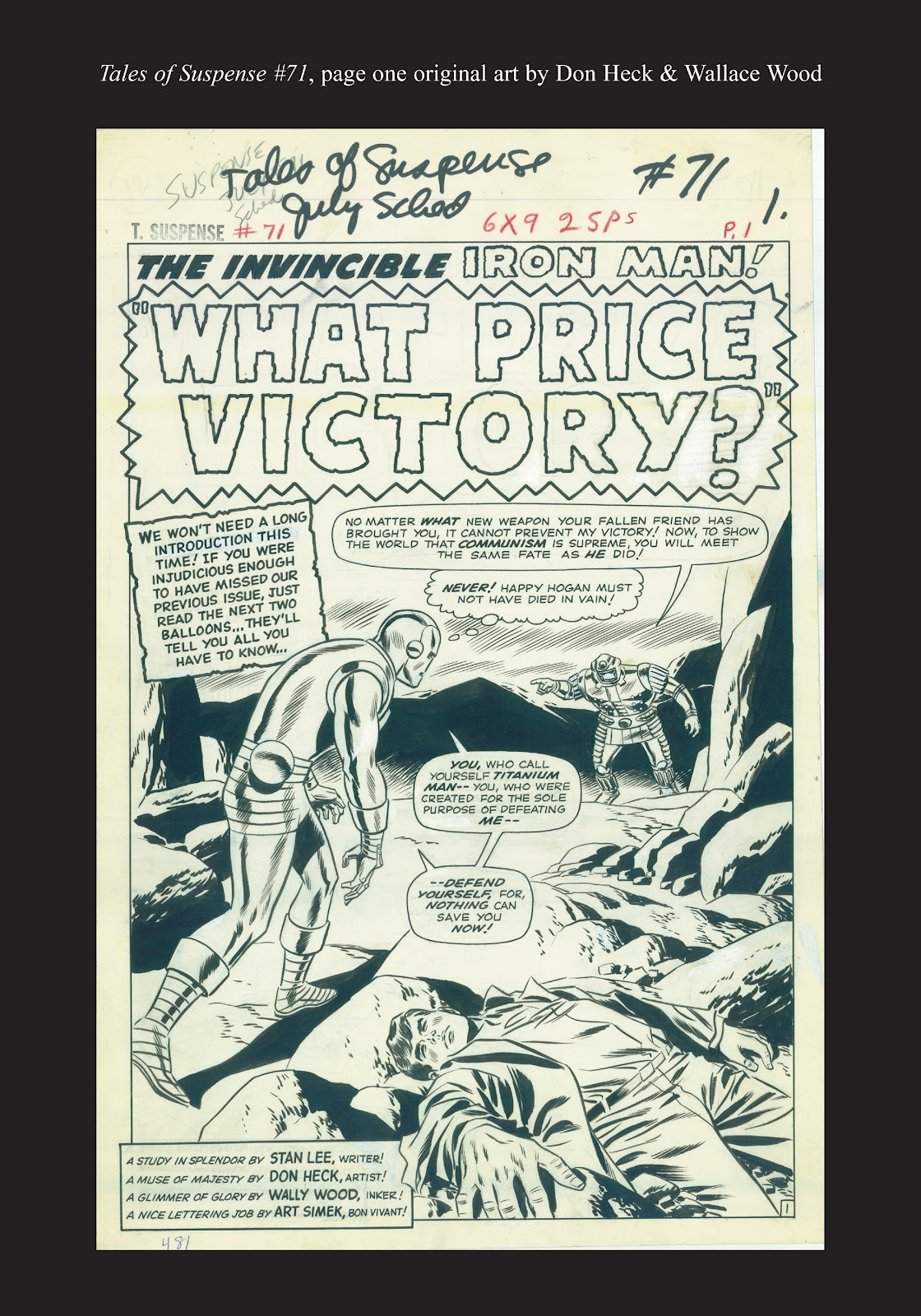 Read online Marvel Masterworks: The Invincible Iron Man comic -  Issue # TPB 4 (Part 3) - 51