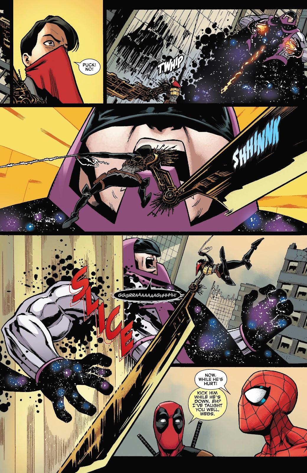 Read online Spider-Man/Deadpool comic -  Issue #47 - 18