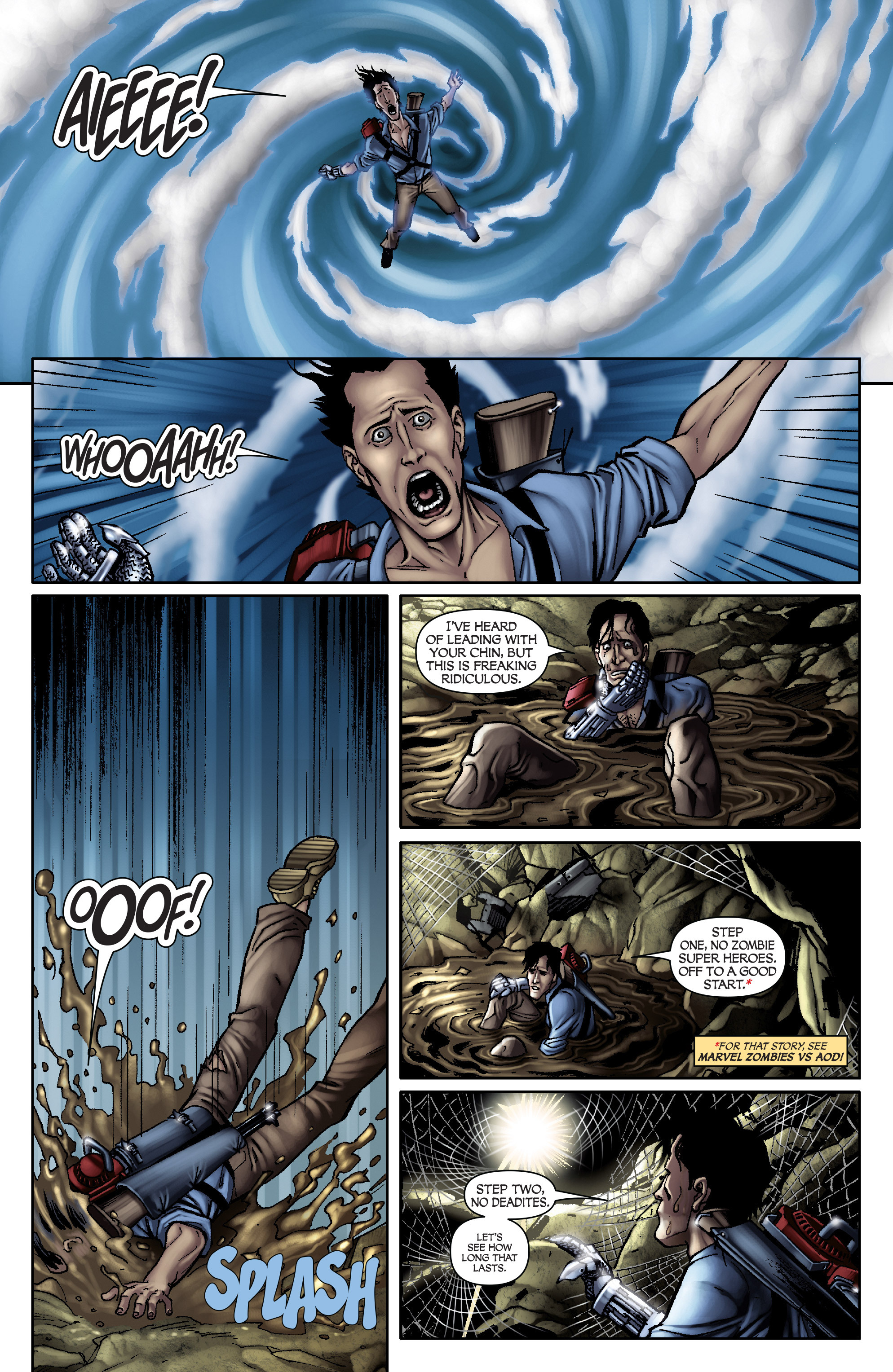 Read online Army of Darkness: From the Ashes comic -  Issue #Army of Darkness: From the Ashes TPB - 10