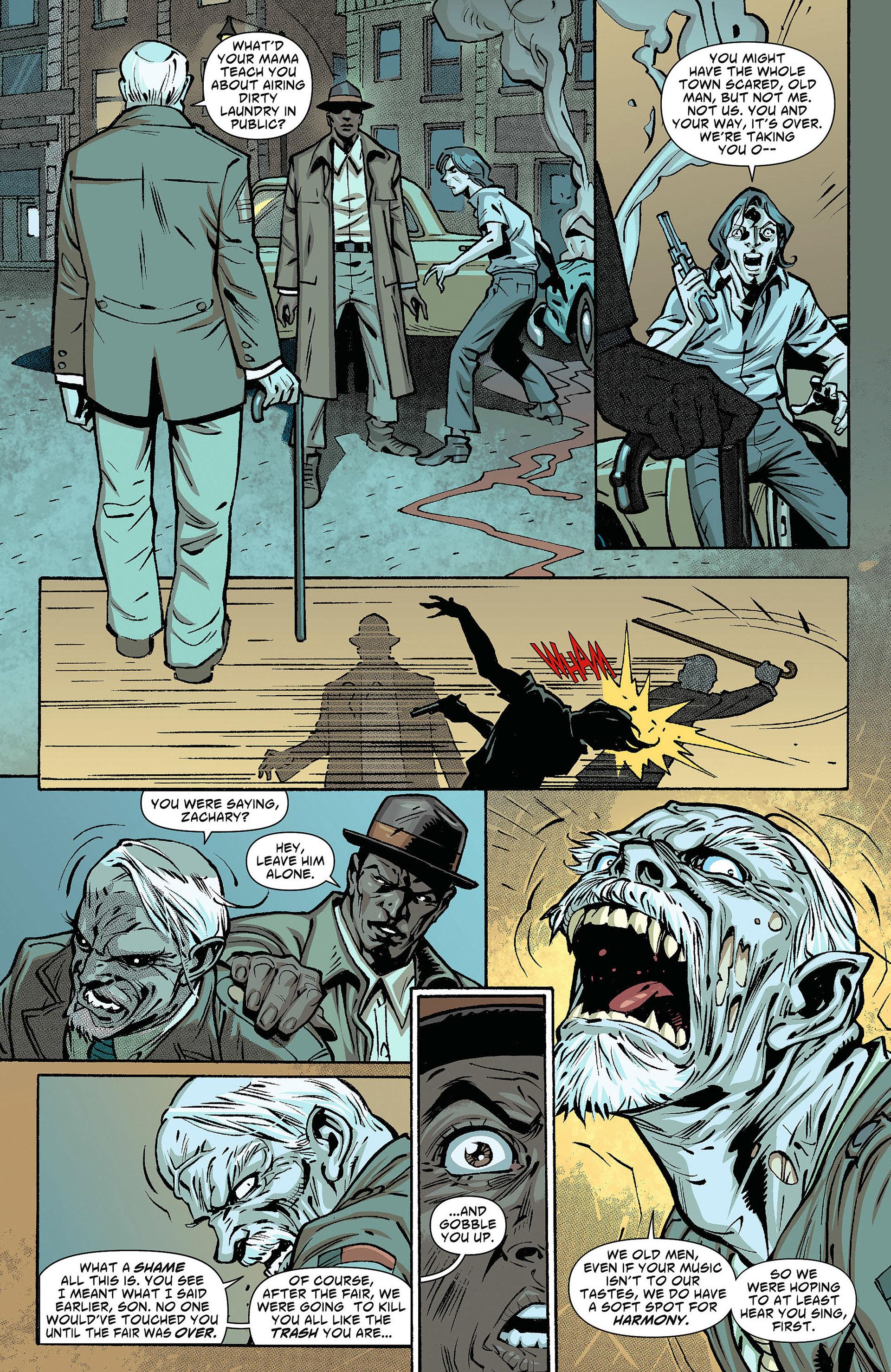 Read online American Vampire comic -  Issue #26 - 20