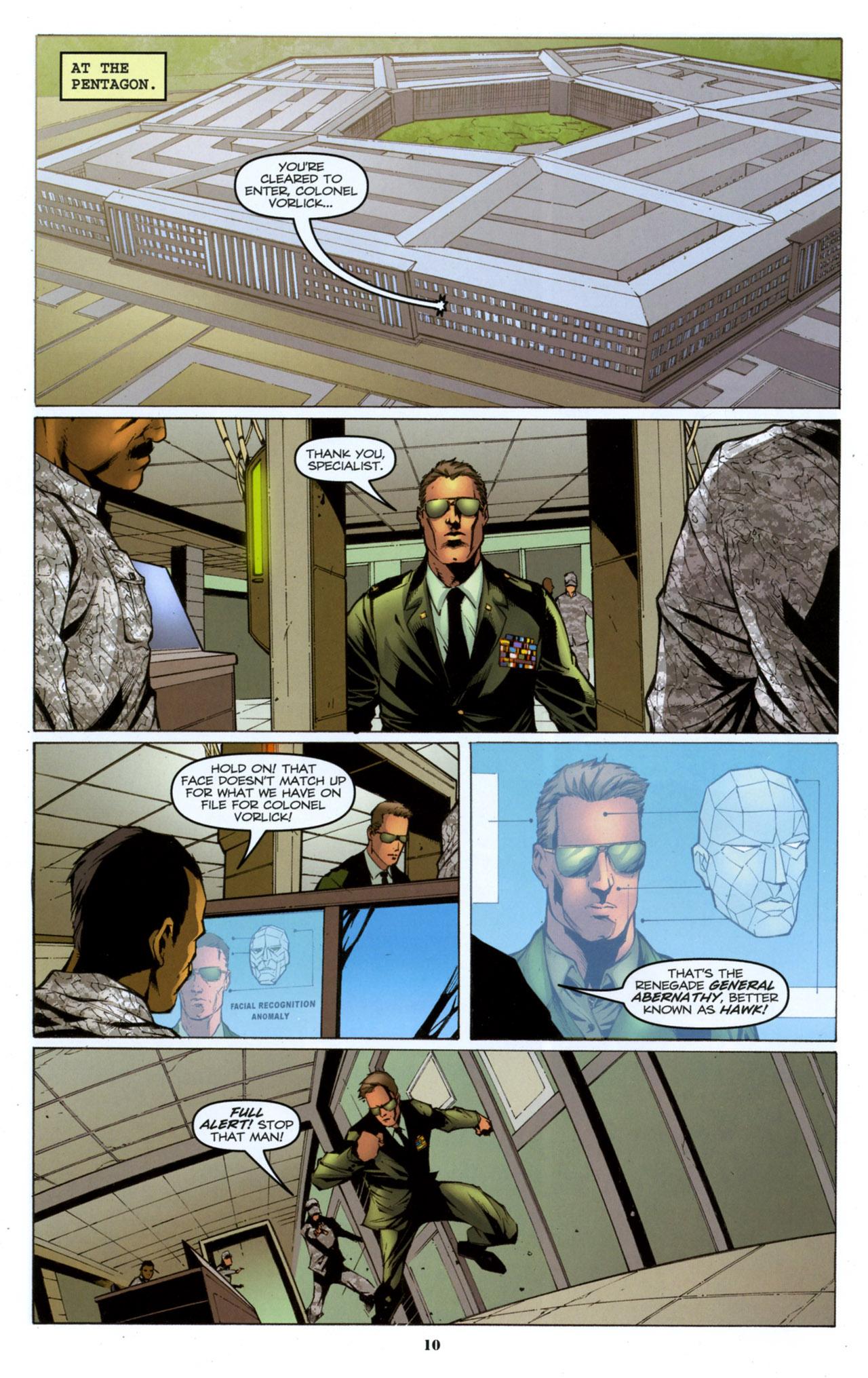 G.I. Joe: A Real American Hero 158 Page 11