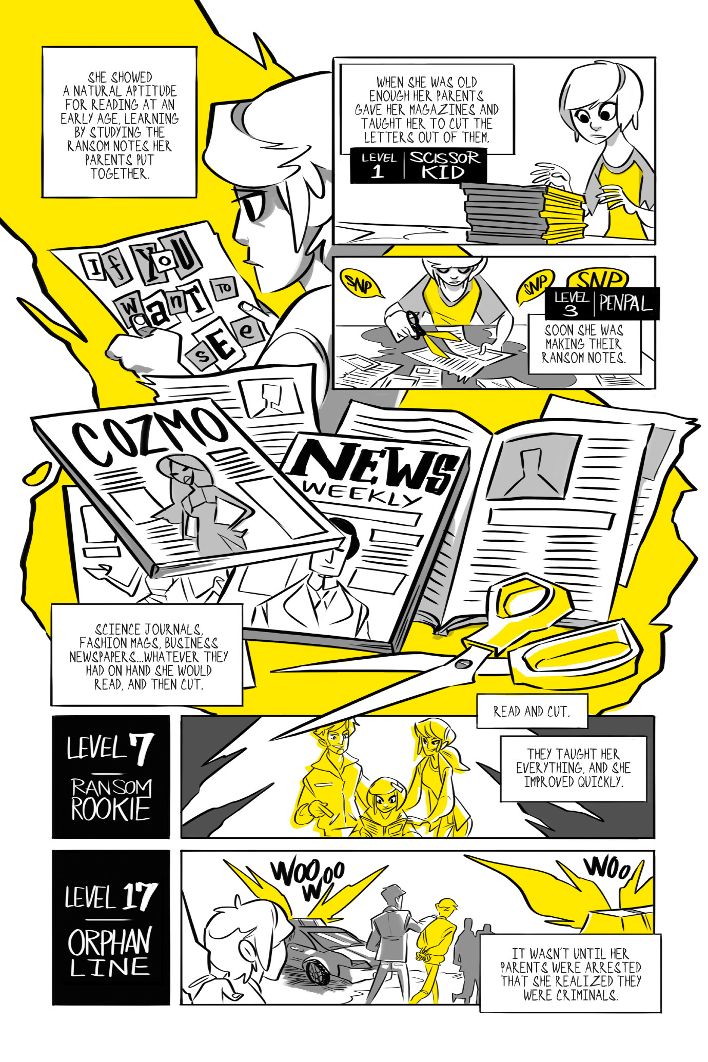 Read online BUZZ! comic -  Issue # TPB - 77