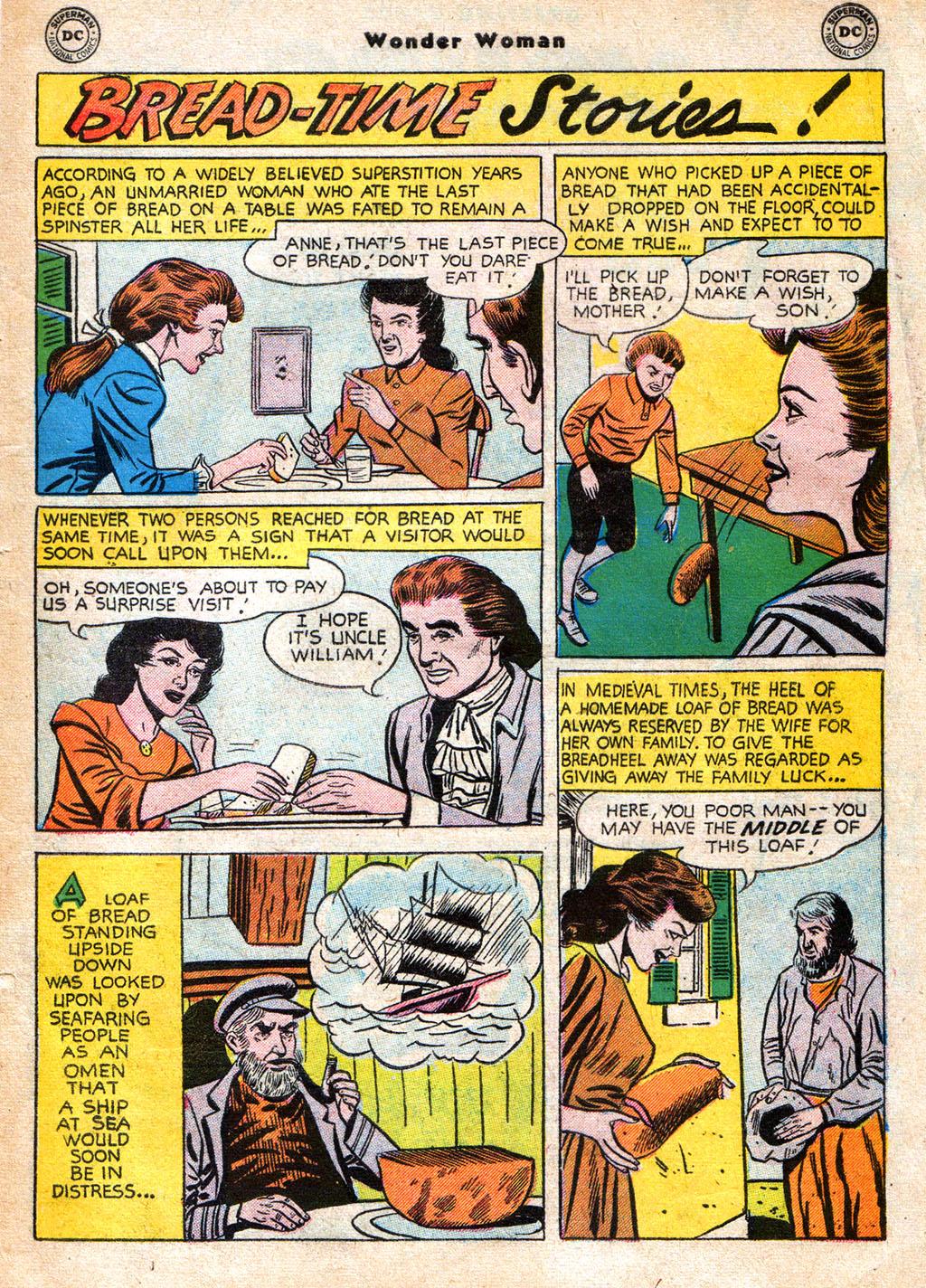 Read online Wonder Woman (1942) comic -  Issue #77 - 33
