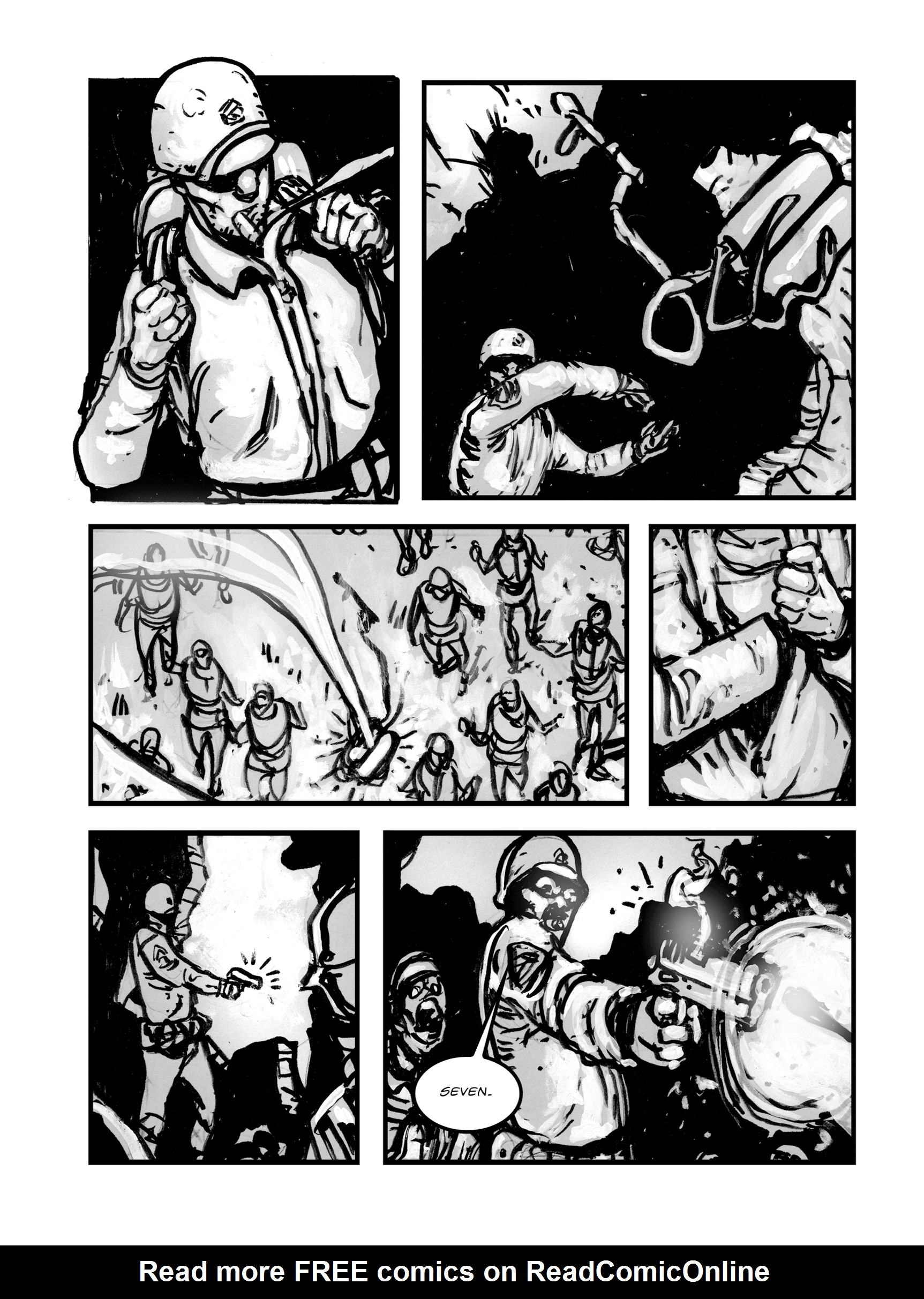 Read online FUBAR comic -  Issue #1 - 144