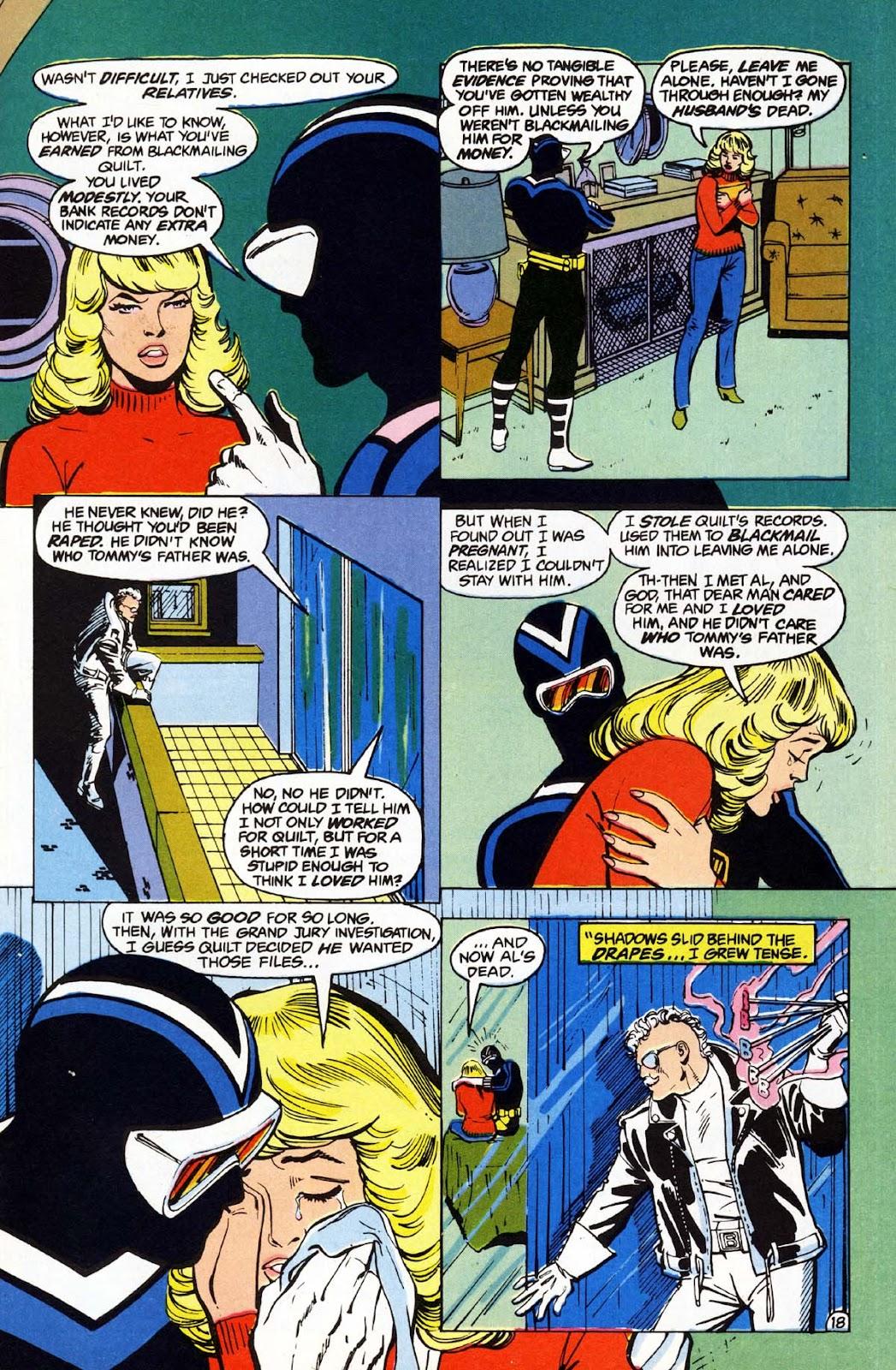 Vigilante (1983) issue 1 - Page 19