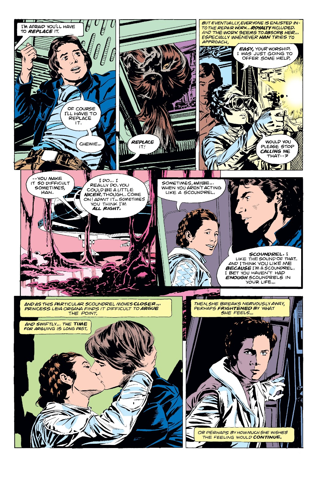Read online Star Wars Legends: The Original Marvel Years - Epic Collection comic -  Issue # TPB 3 (Part 1) - 65