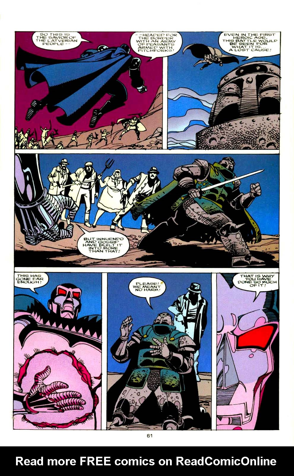 Read online 2099 Unlimited comic -  Issue #8 - 52