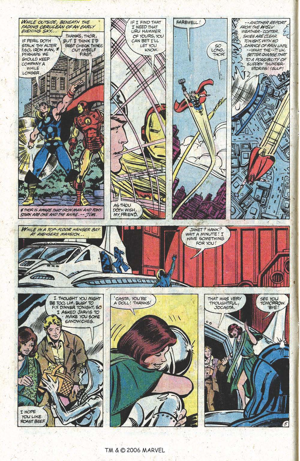 The Avengers (1963) 201 Page 7