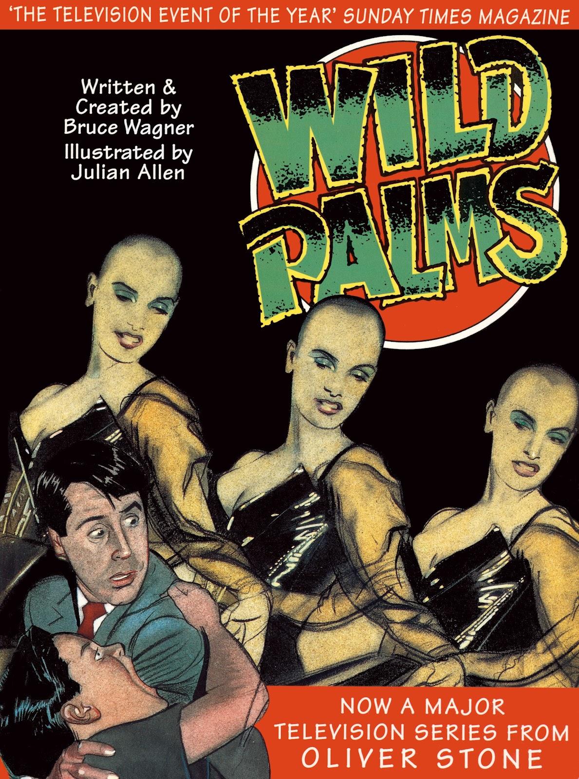 Wild Palms TPB Page 1