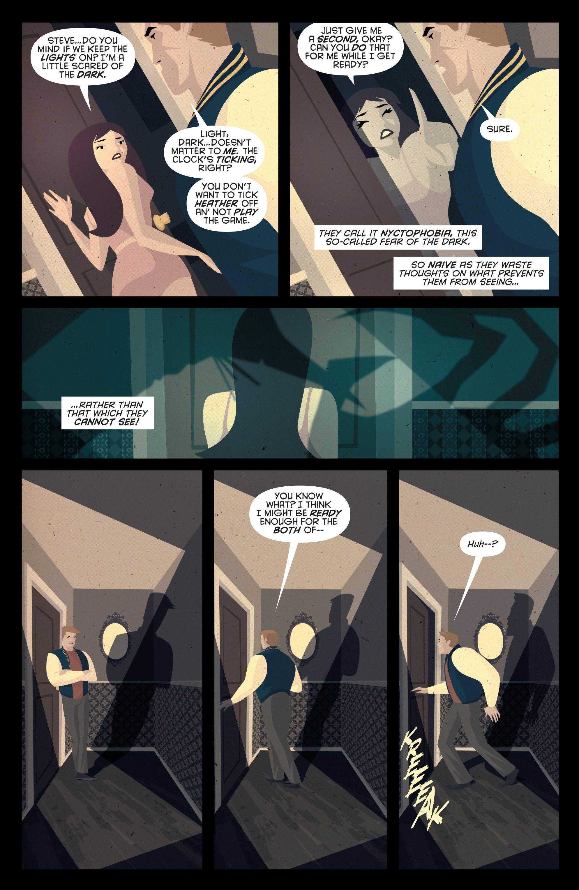 Read online Joker's Asylum: Scarecrow comic -  Issue # Full - 8