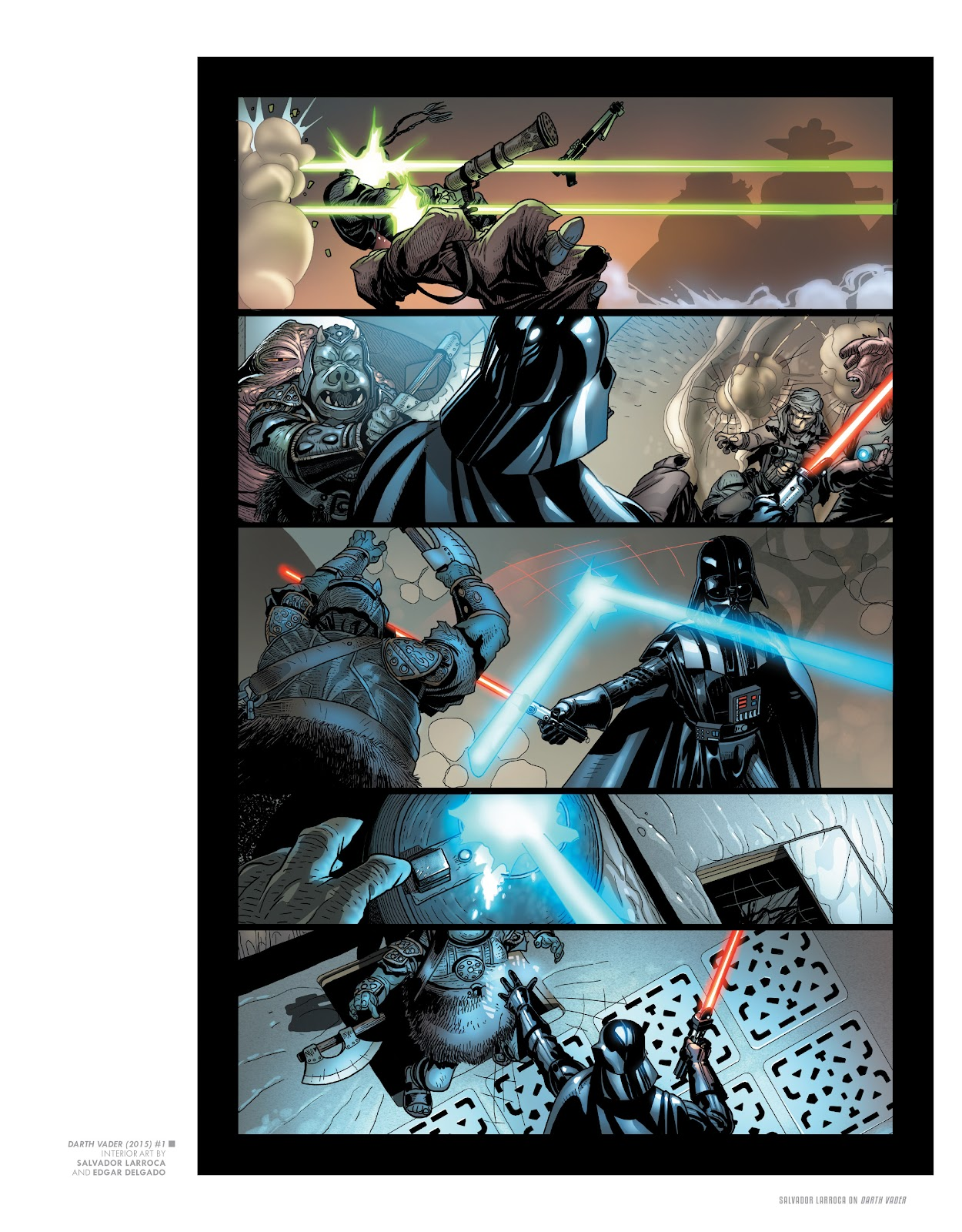 Read online The Marvel Art of Star Wars comic -  Issue # TPB (Part 1) - 56