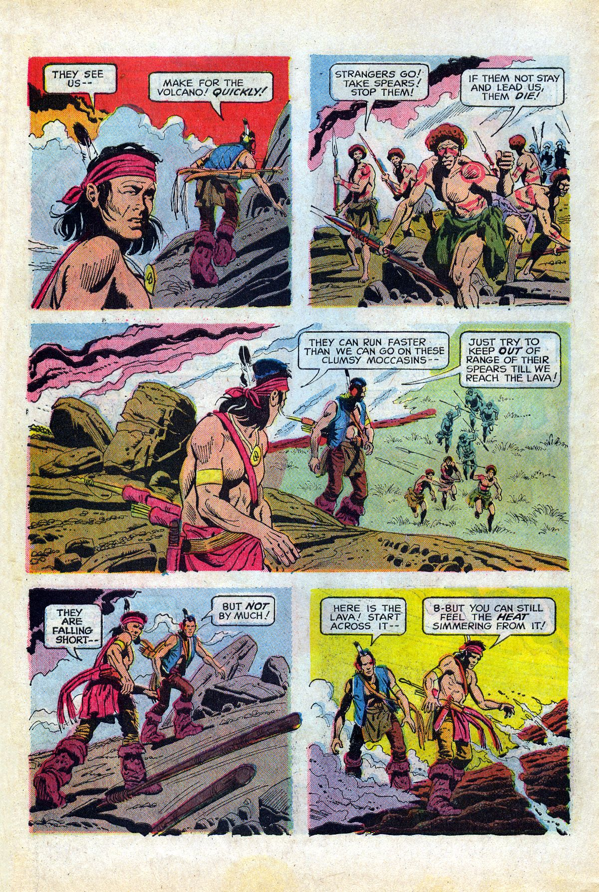 Read online Turok, Son of Stone comic -  Issue #66 - 30
