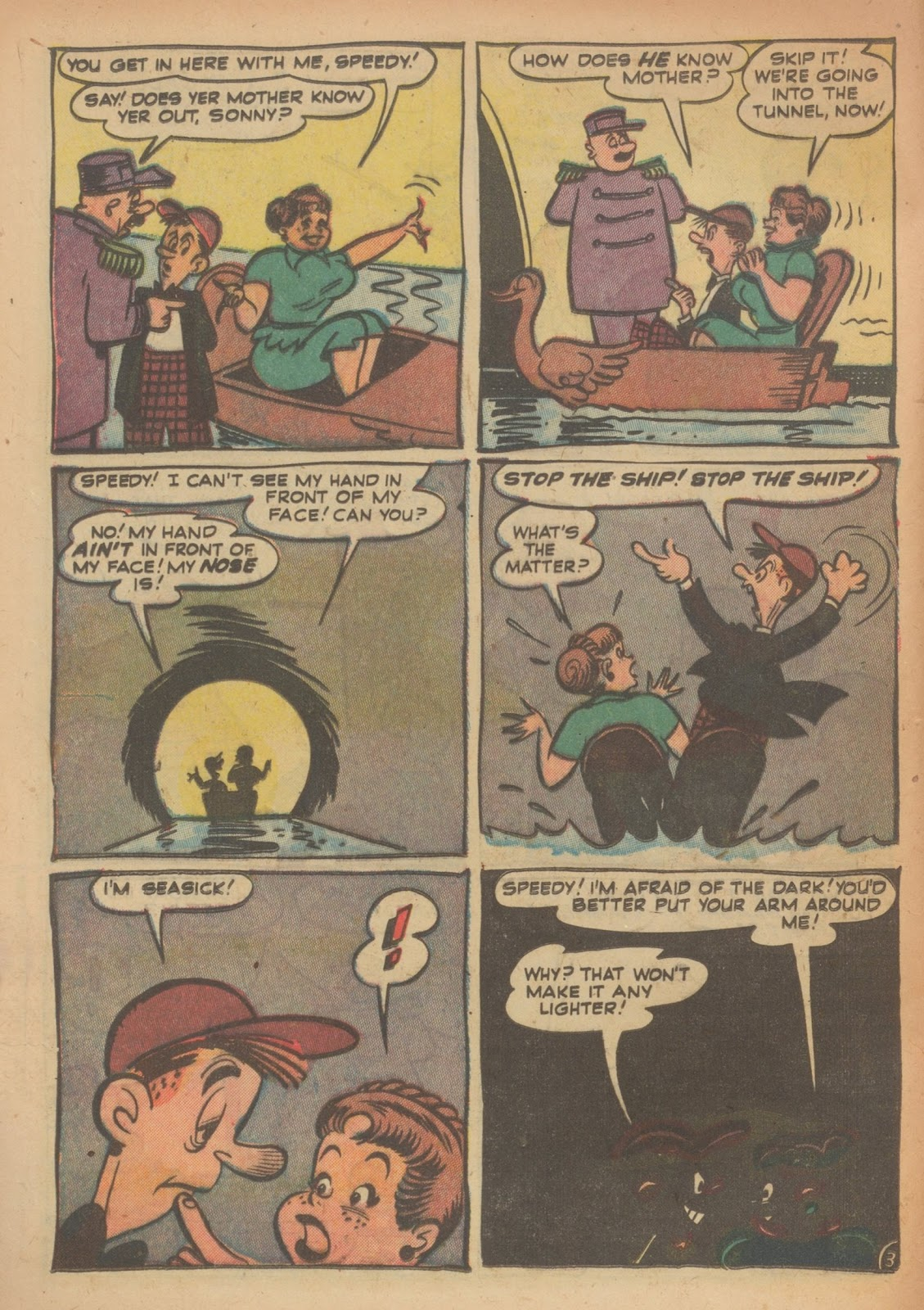 Read online Nellie The Nurse (1945) comic -  Issue #33 - 12