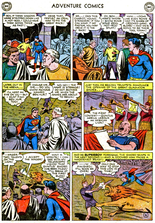Read online Adventure Comics (1938) comic -  Issue #177 - 8
