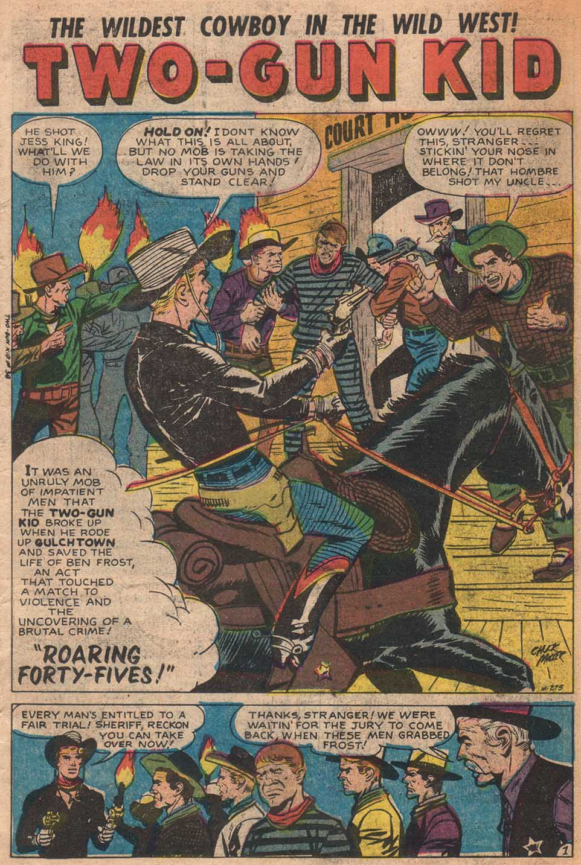 Read online Two-Gun Kid comic -  Issue #38 - 3