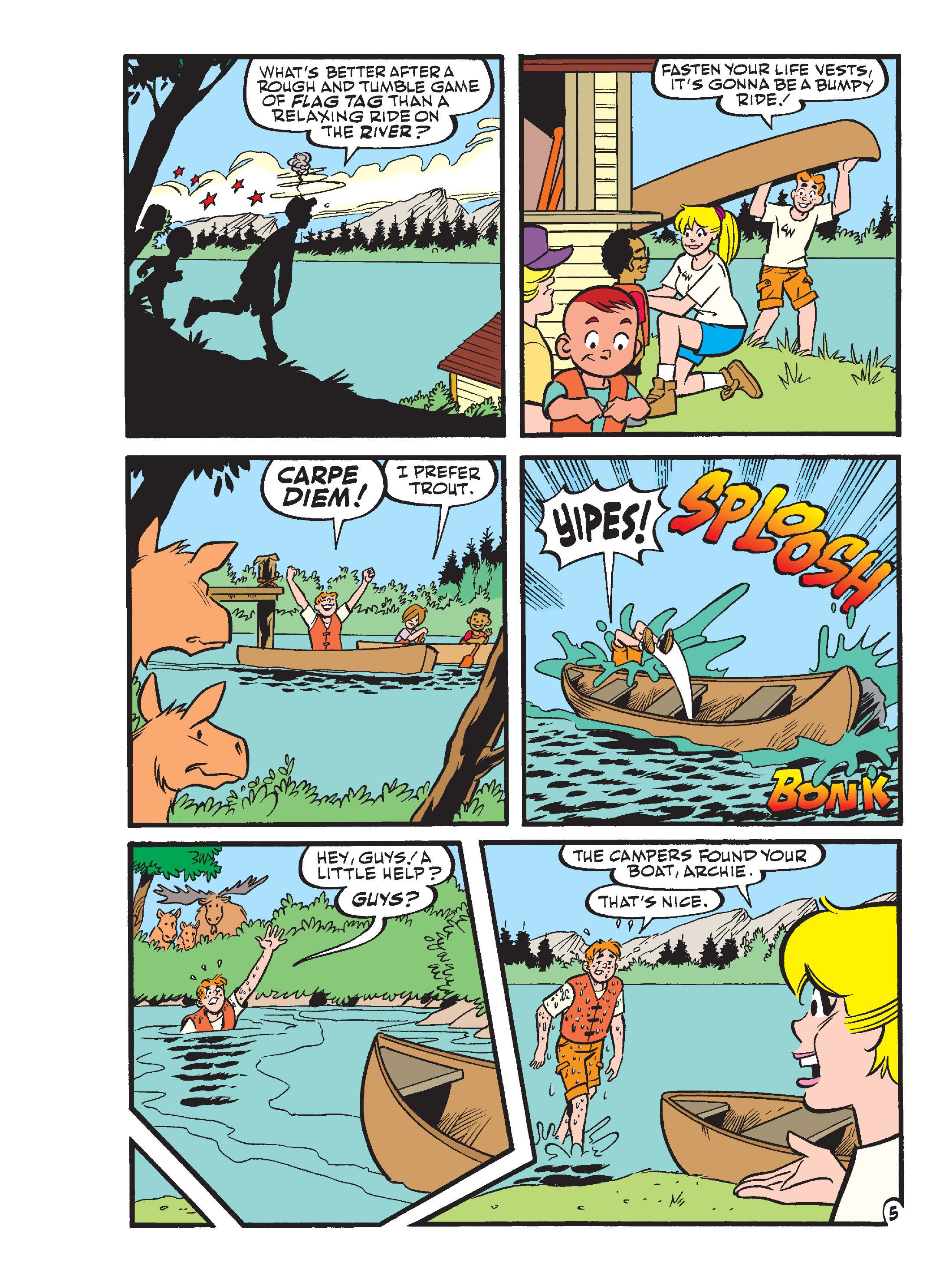 Read online Archie Giant Comics Collection comic -  Issue #Archie Giant Comics Collection TPB (Part 1) - 6