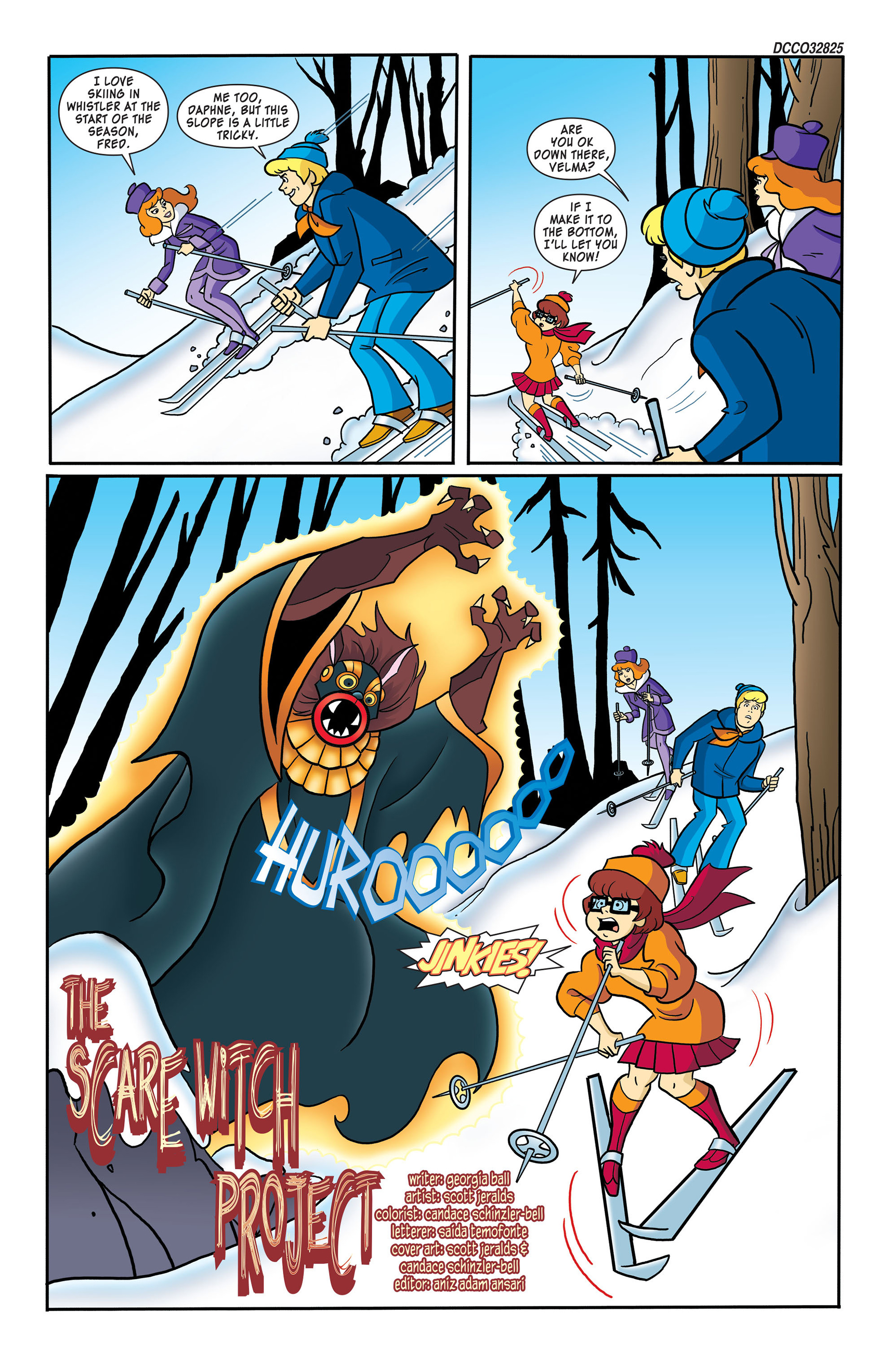 Read online Scooby-Doo: Where Are You? comic -  Issue #50 - 2
