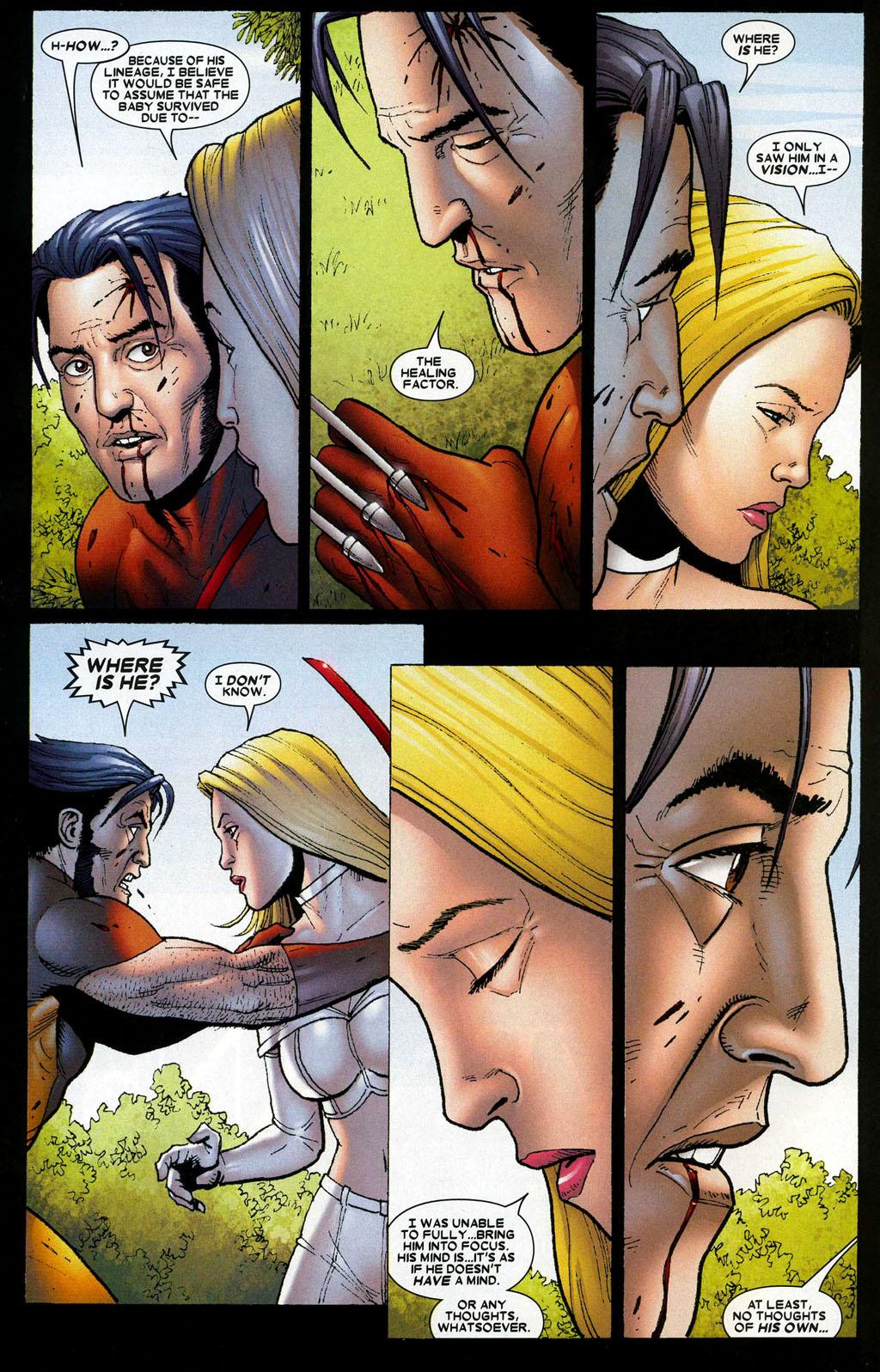 Read online Wolverine: Origins comic -  Issue #5 - 10