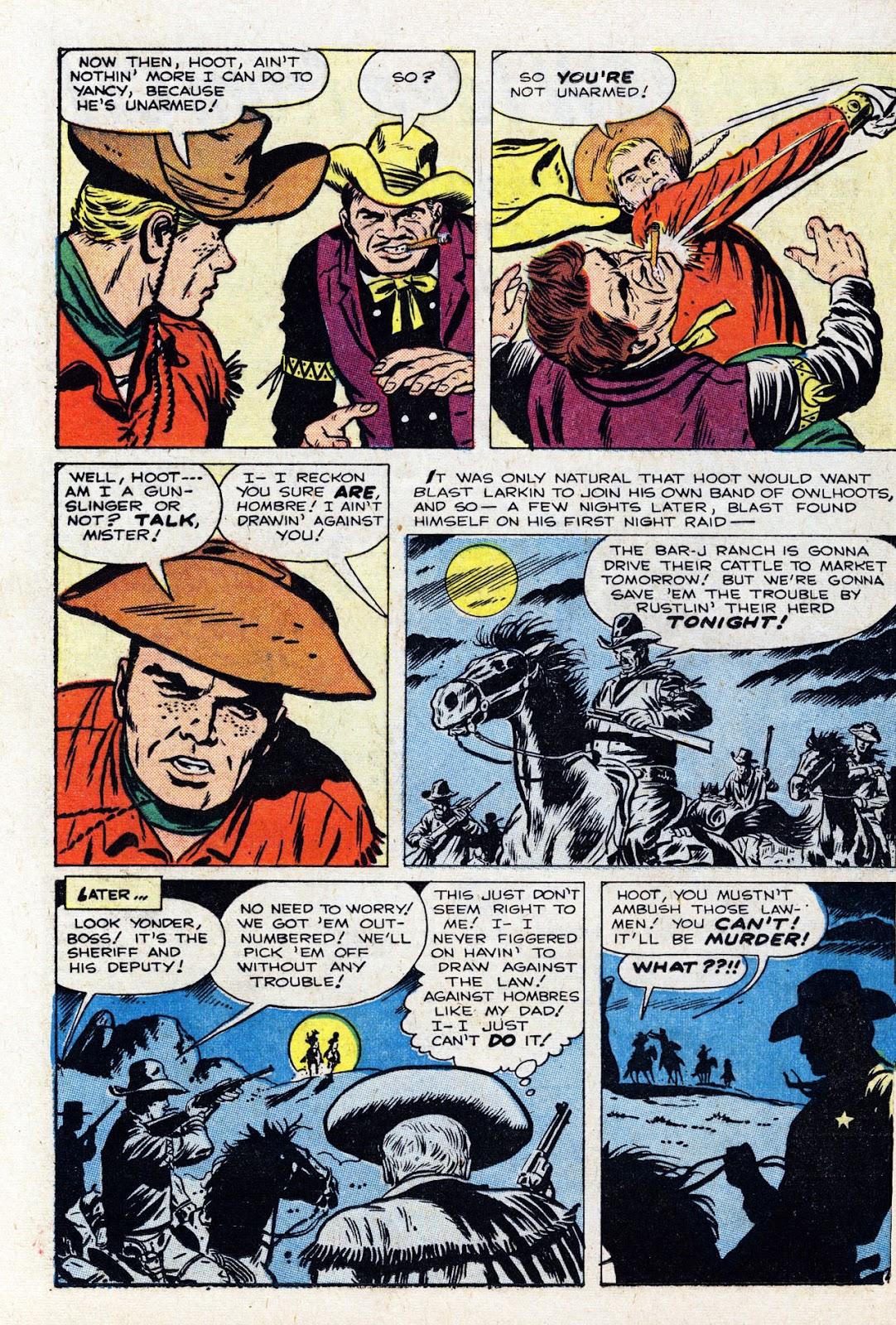 Gunsmoke Western issue 76 - Page 16