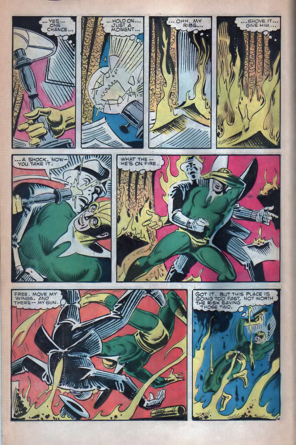 Read online The Fly (1983) comic -  Issue #8 - 15