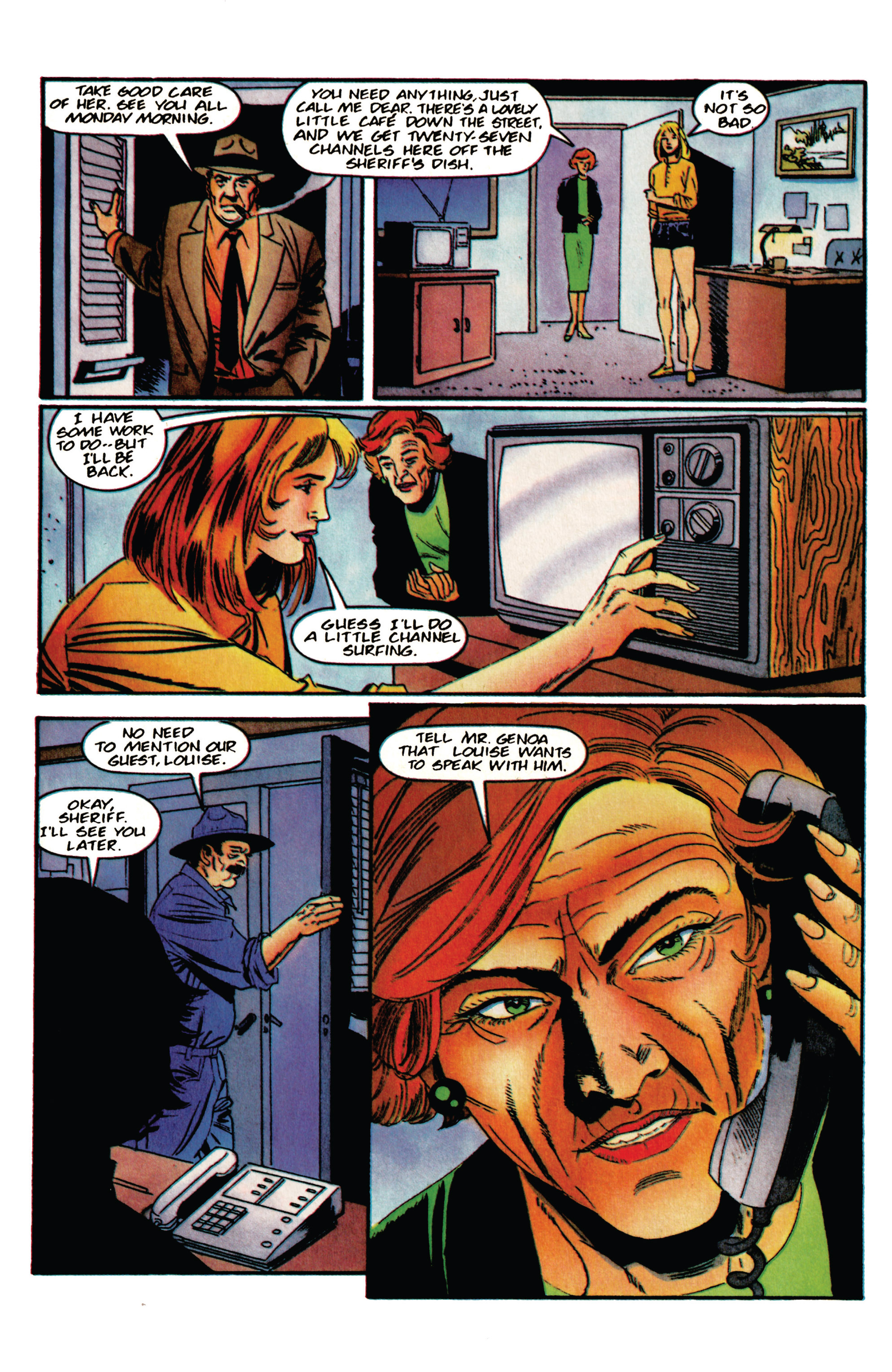 Read online Shadowman (1992) comic -  Issue #35 - 18