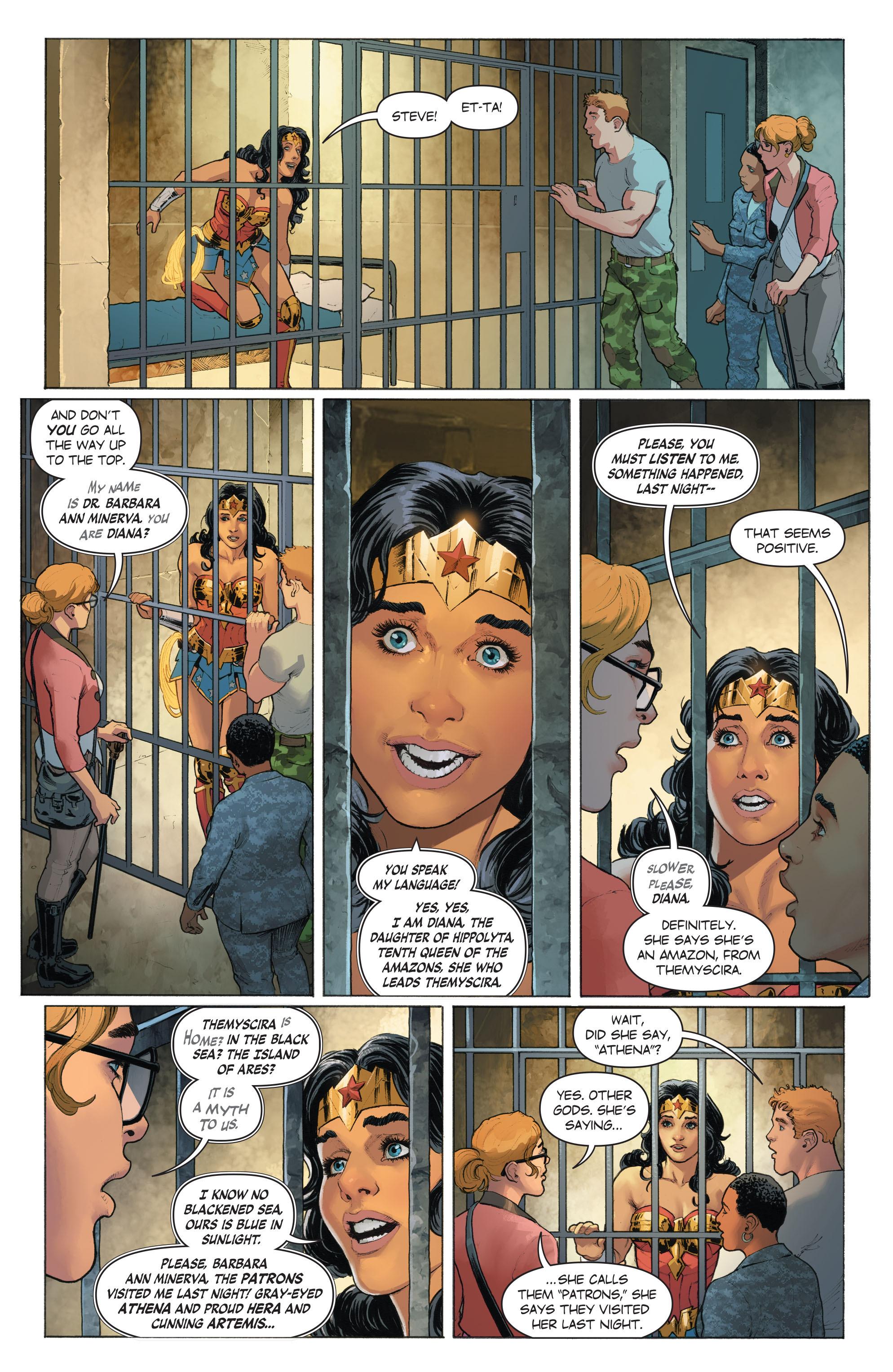 Read online Wonder Woman (2016) comic -  Issue #6 - 20