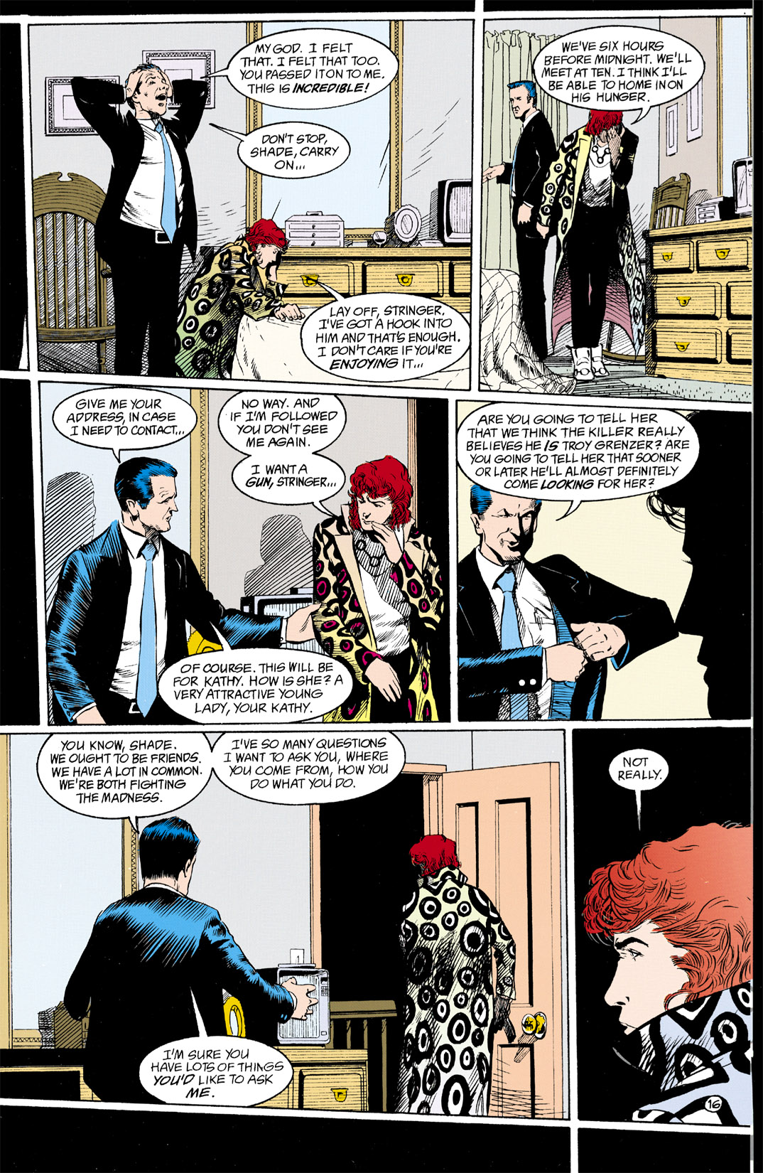Read online Shade, the Changing Man comic -  Issue #11 - 17