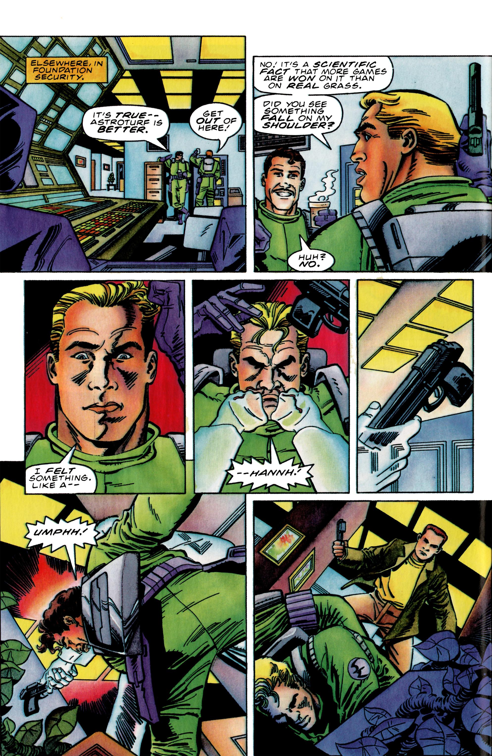 Read online Harbinger (1992) comic -  Issue #39 - 11
