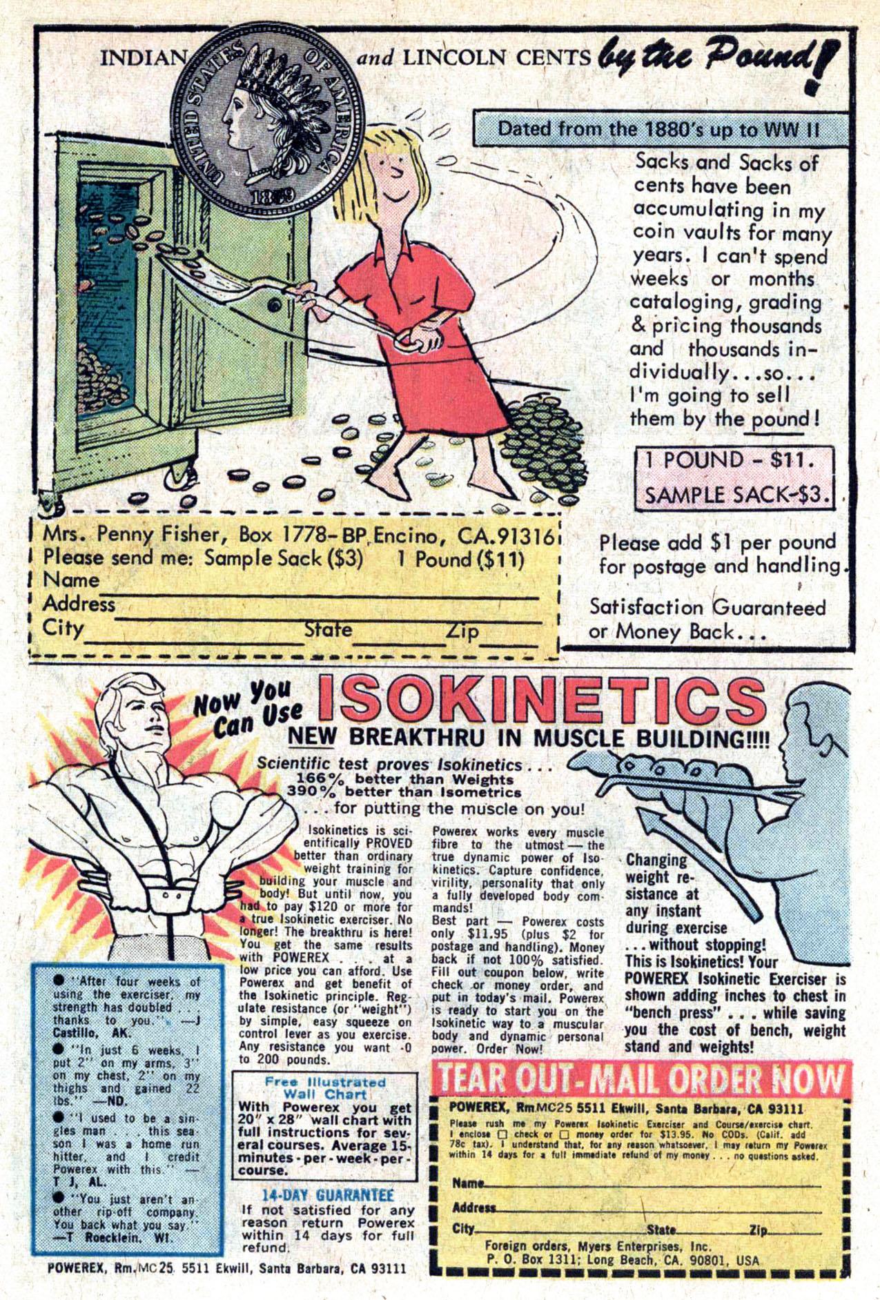 Read online Amazing Adventures (1970) comic -  Issue #29 - 10