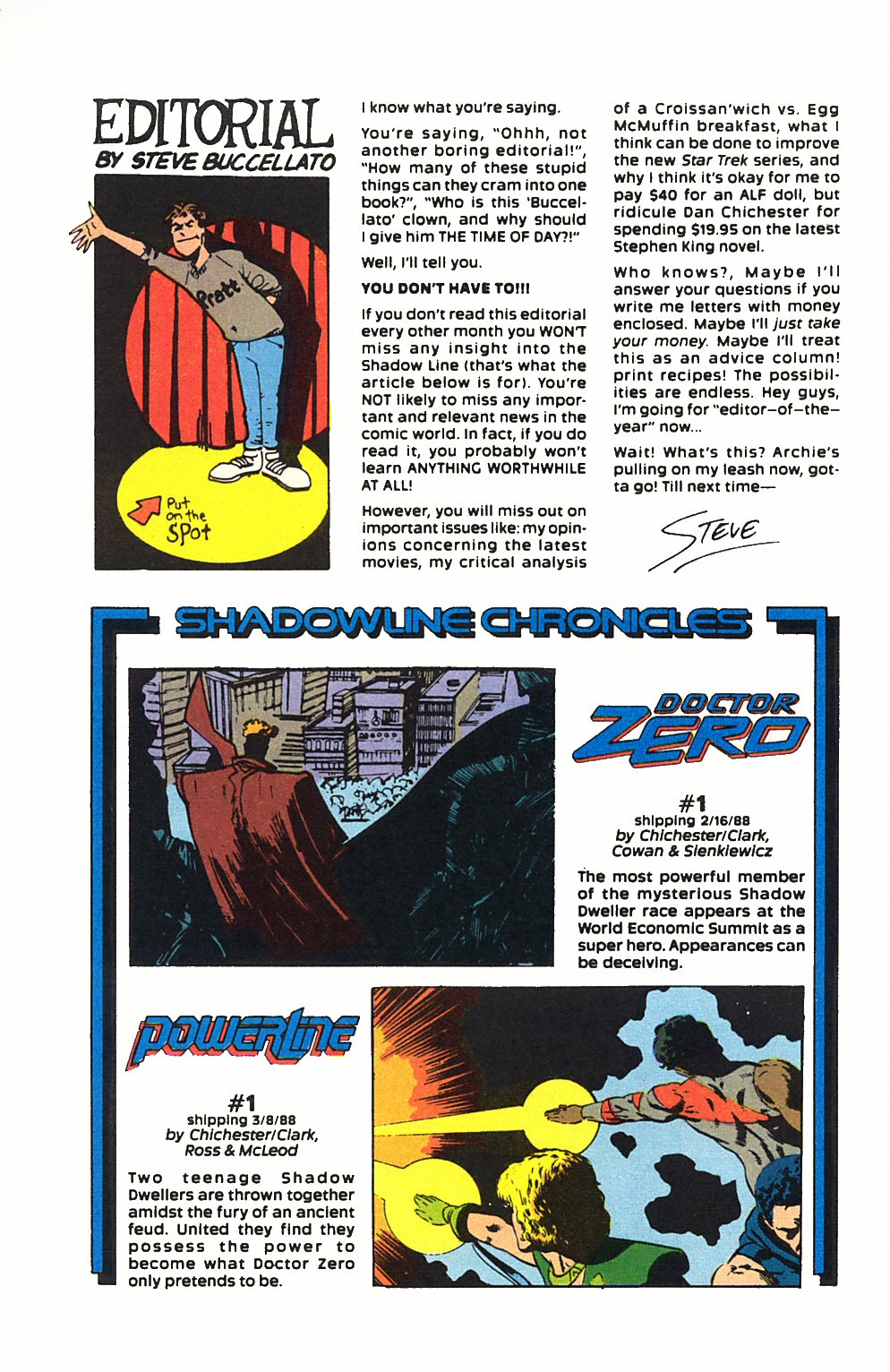 Read online St. George comic -  Issue #1 - 32