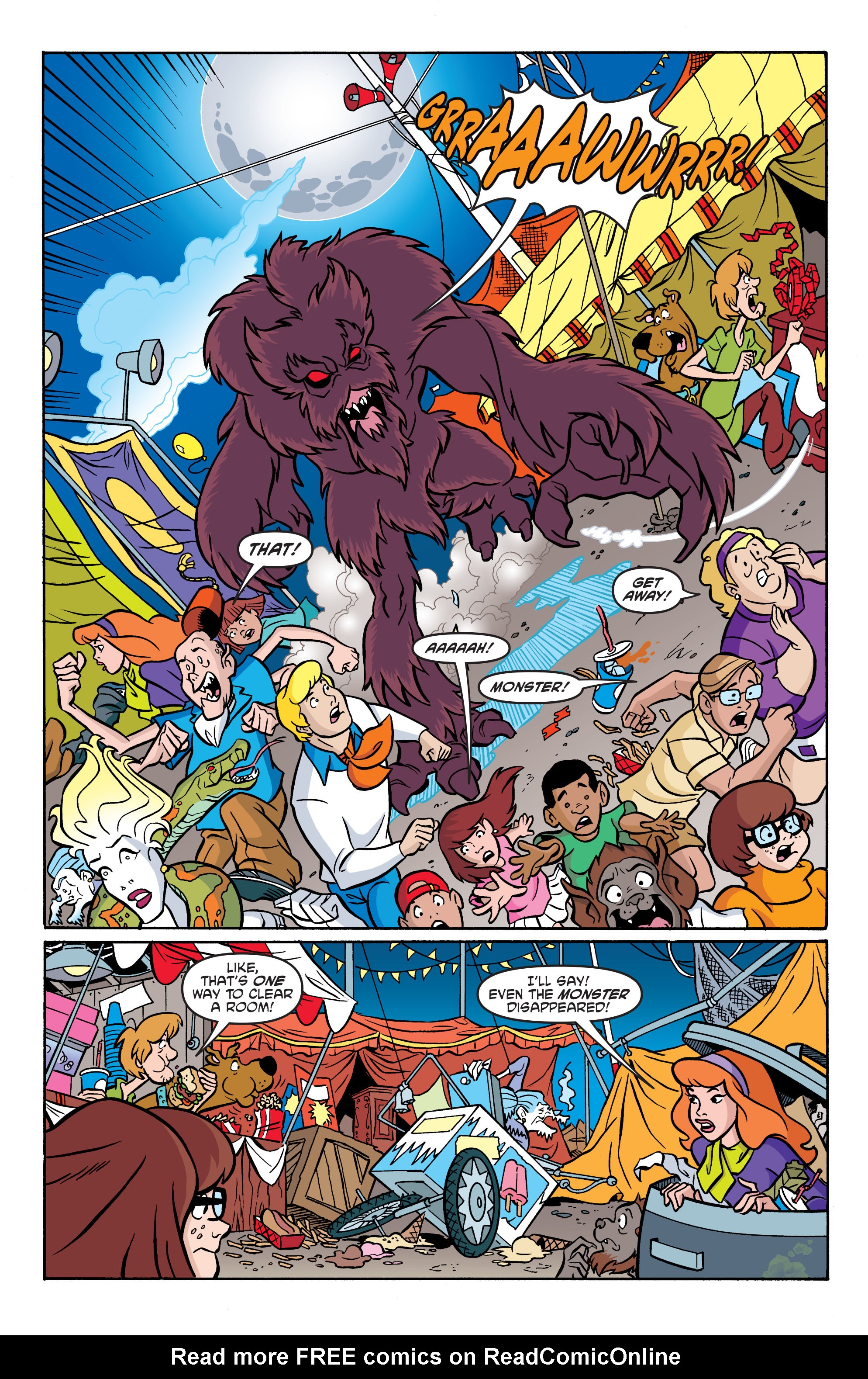 Read online Scooby-Doo: Where Are You? comic -  Issue #72 - 16