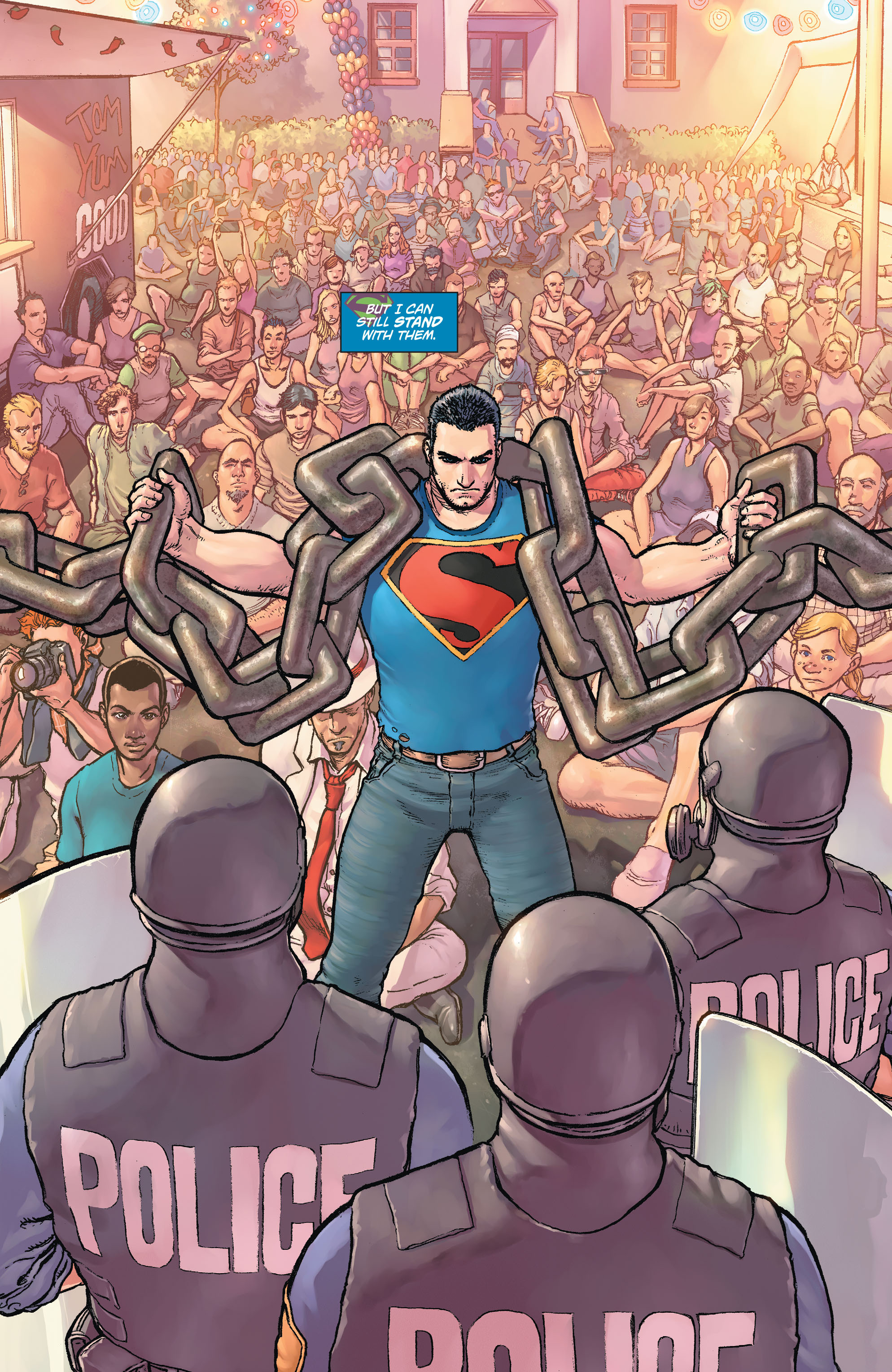 Read online Action Comics (2011) comic -  Issue #42 - 18