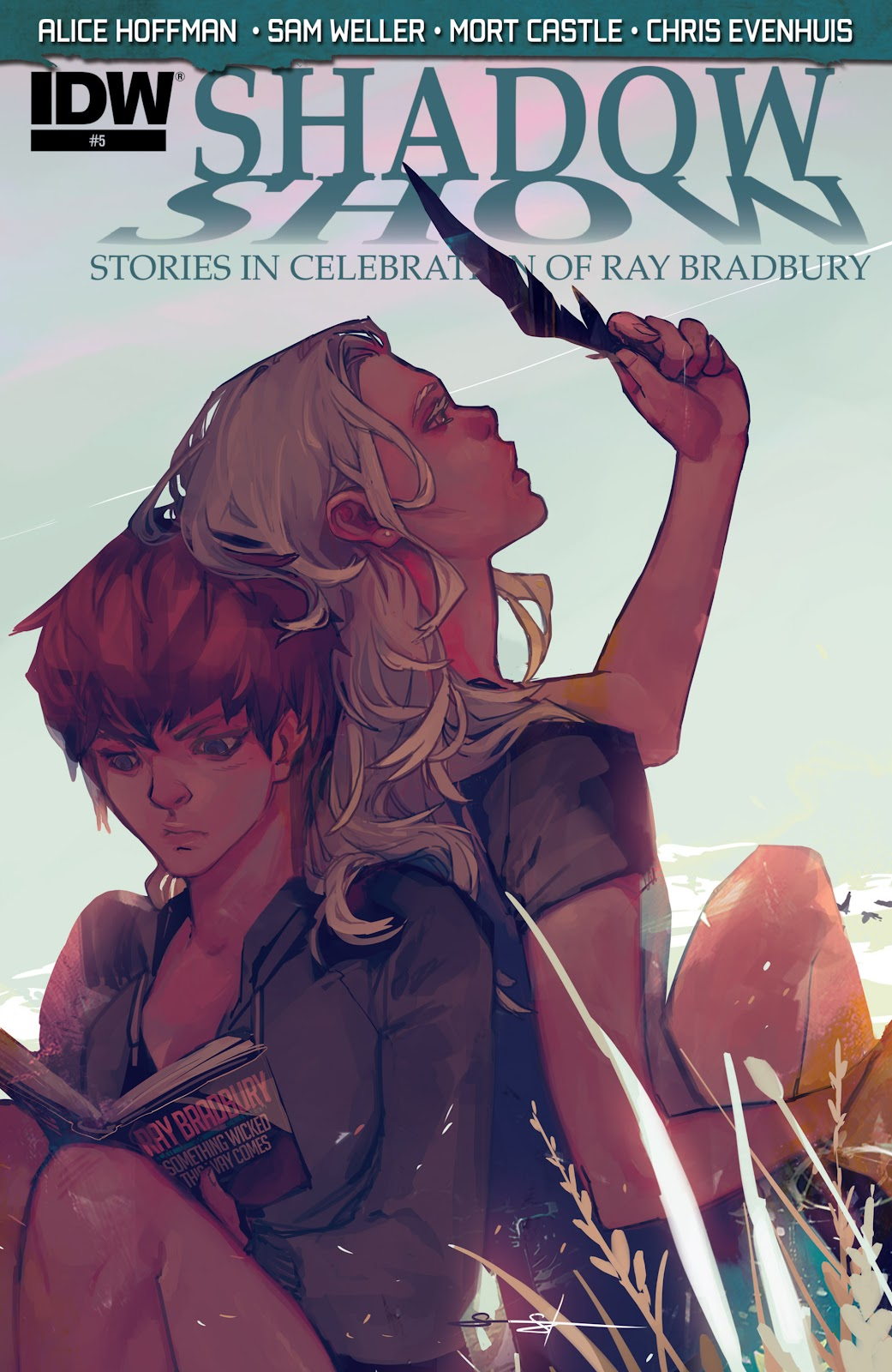 Read online Shadow Show: Stories in Celebration of Ray Bradbury comic -  Issue #5 - 1