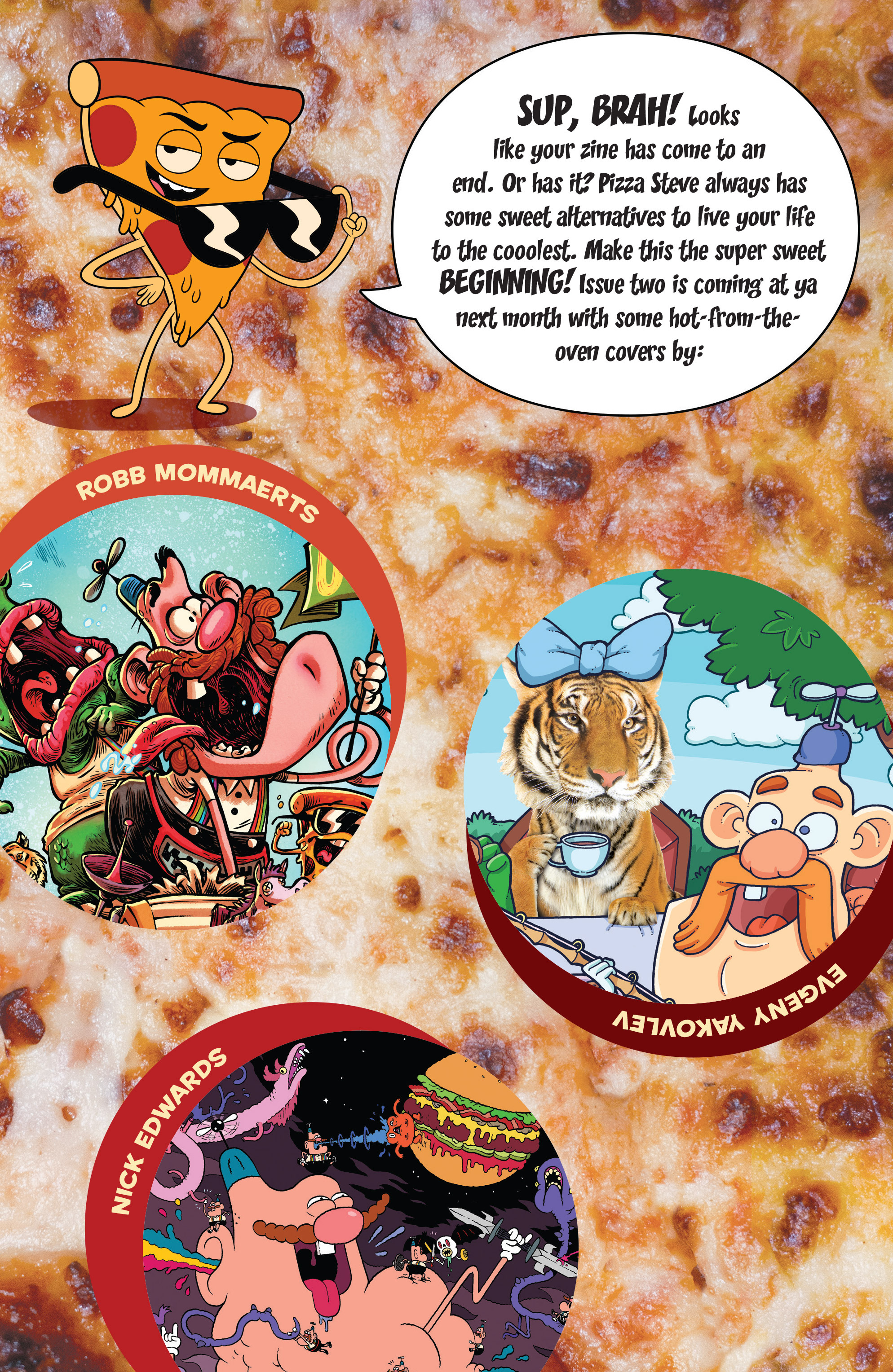 Read online Uncle Grandpa comic -  Issue #1 - 25