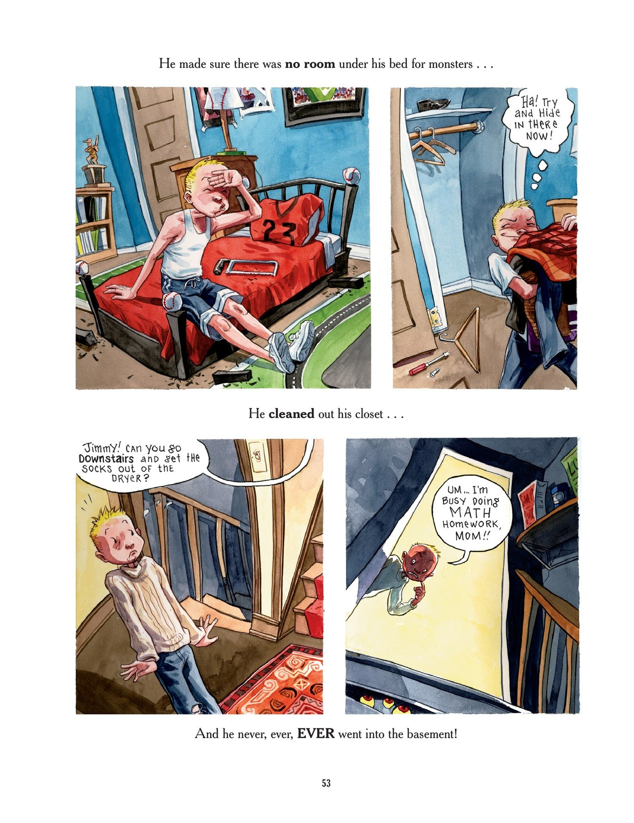 Read online Scary Godmother comic -  Issue # TPB - 53