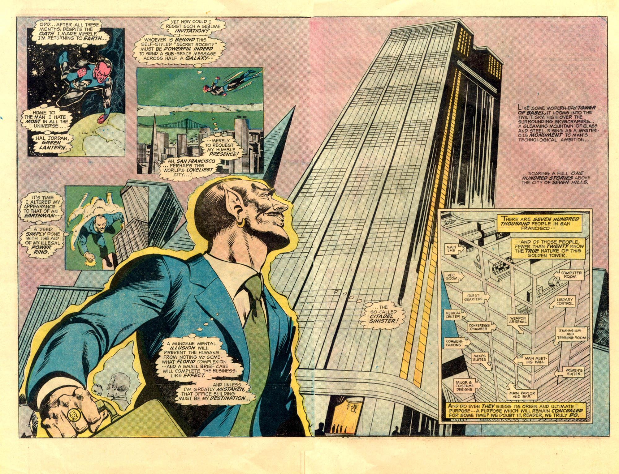Read online Secret Society of Super-Villains comic -  Issue #1 - 7