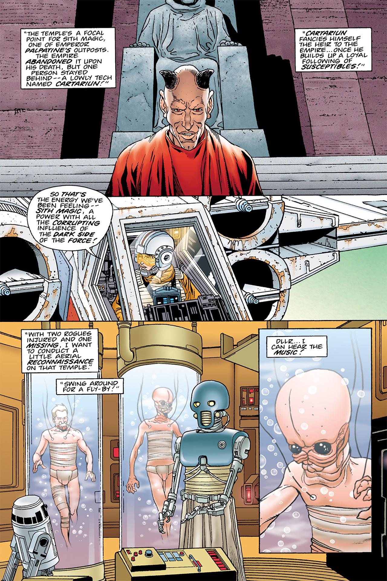 Read online Star Wars Omnibus comic -  Issue # Vol. 2 - 255