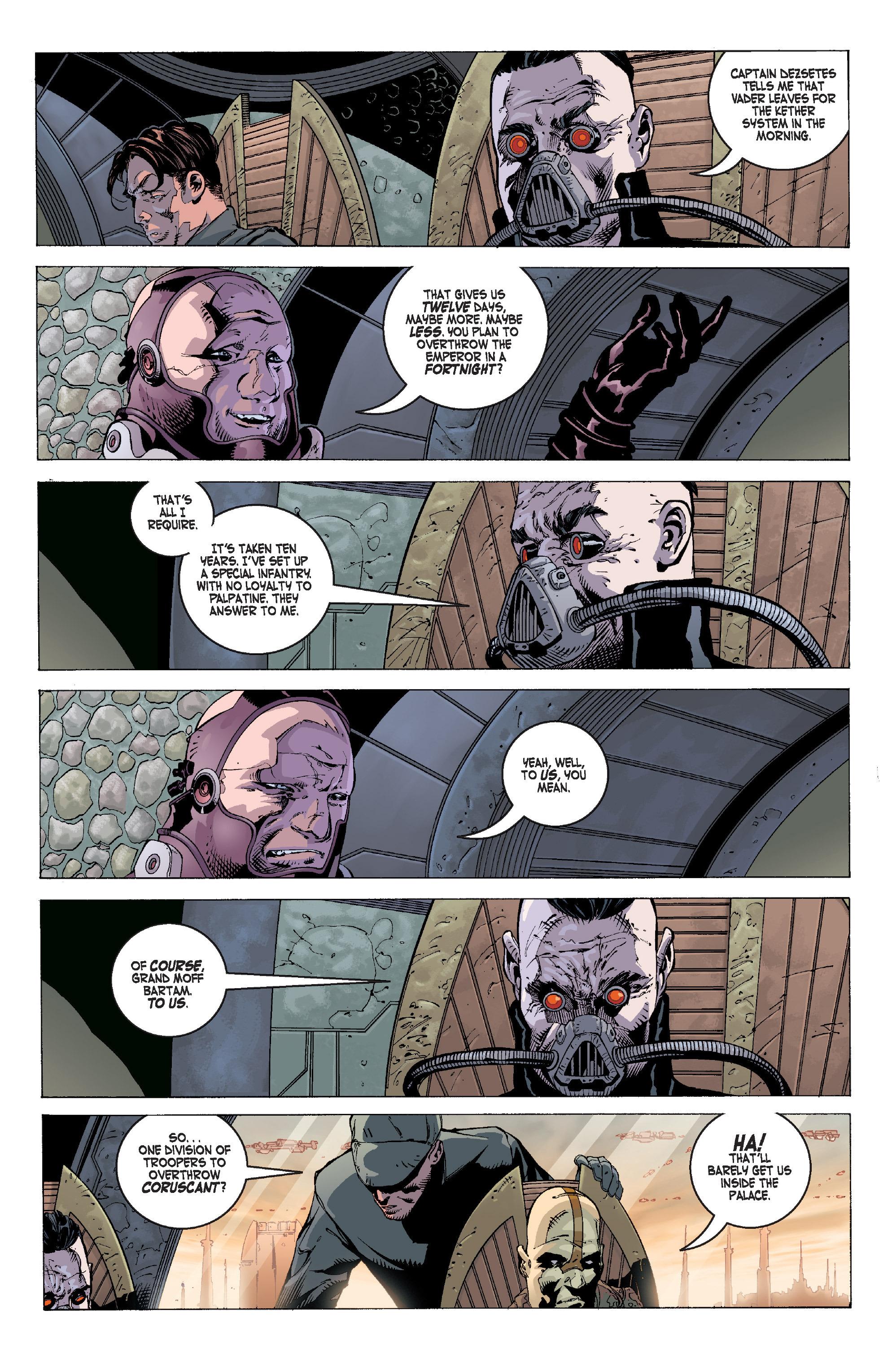 Read online Star Wars Omnibus comic -  Issue # Vol. 17 - 19