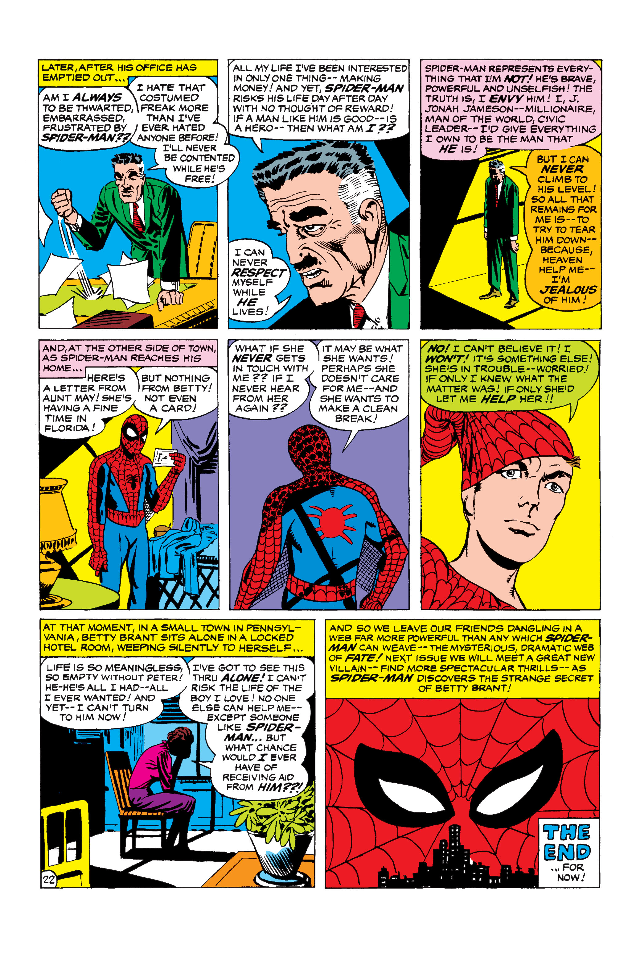The Amazing Spider-Man (1963) 10 Page 22