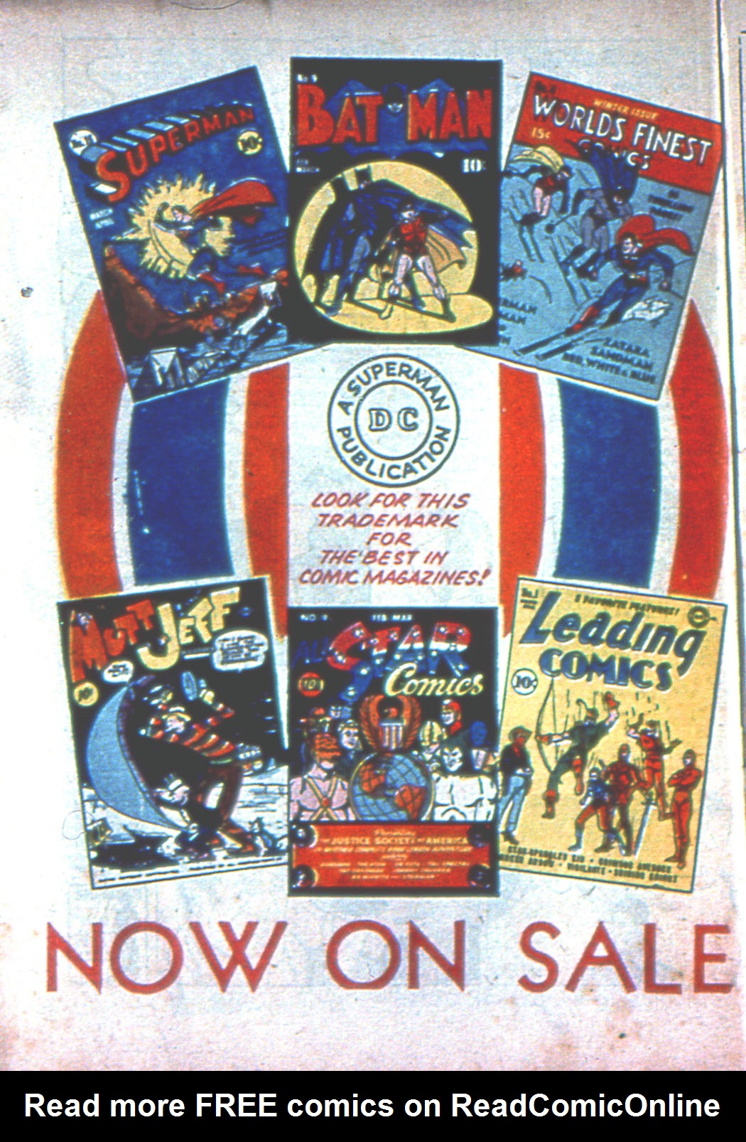 Read online Sensation (Mystery) Comics comic -  Issue #3 - 66