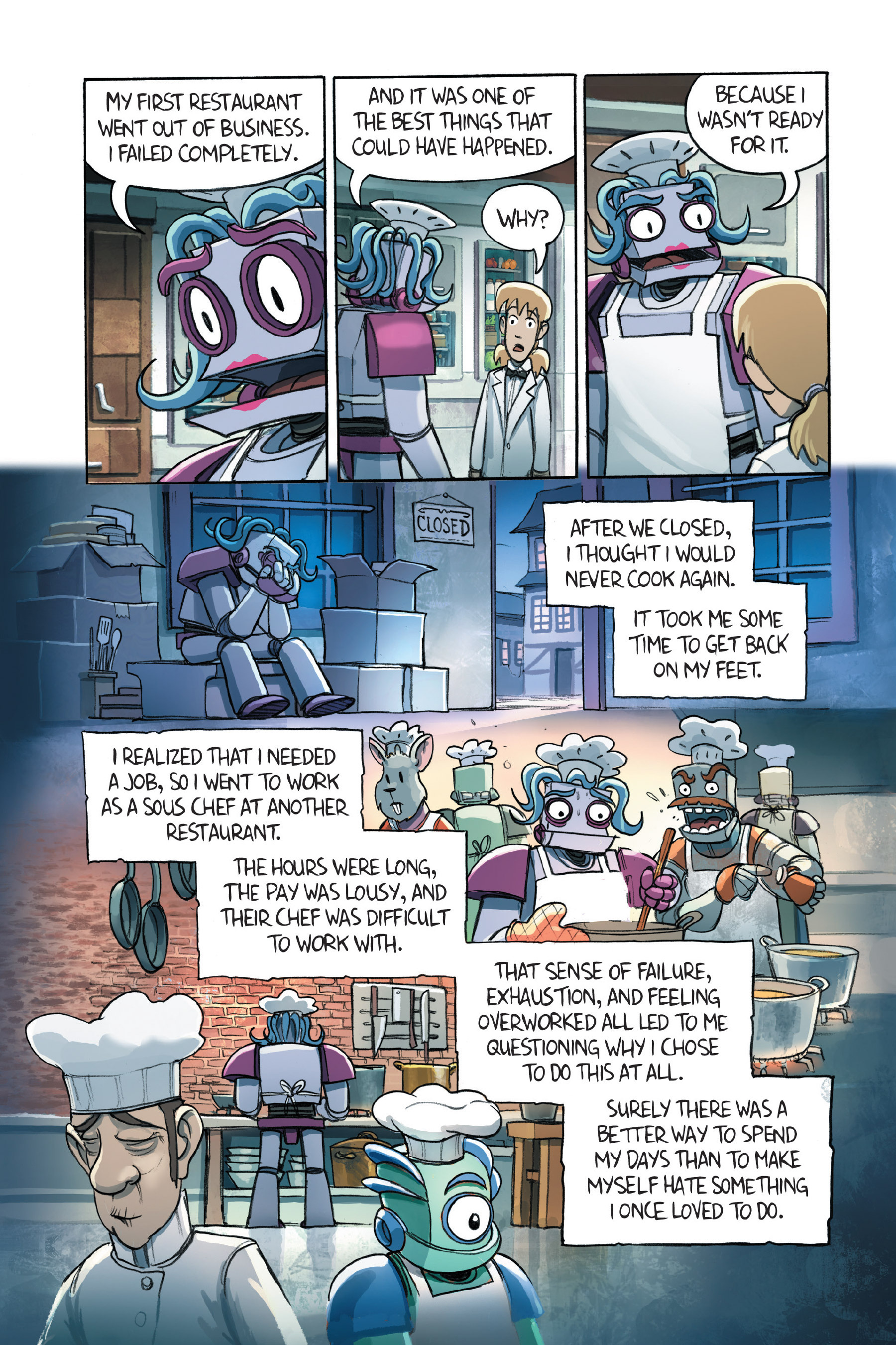 Read online Amulet comic -  Issue #7 - 65