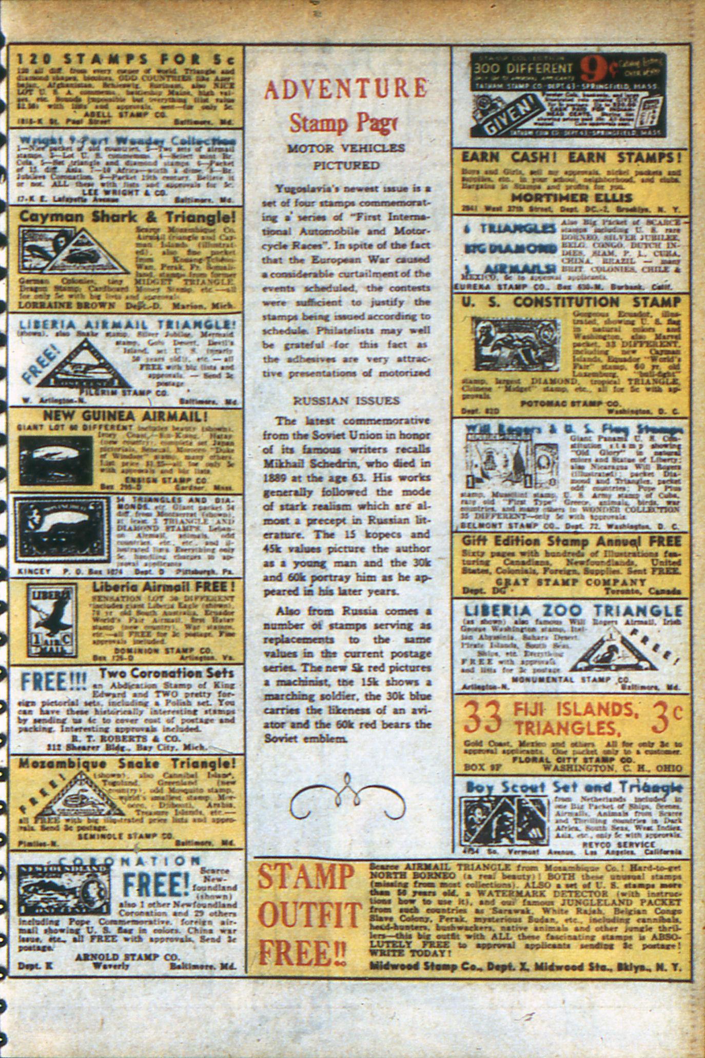 Read online Adventure Comics (1938) comic -  Issue #47 - 28