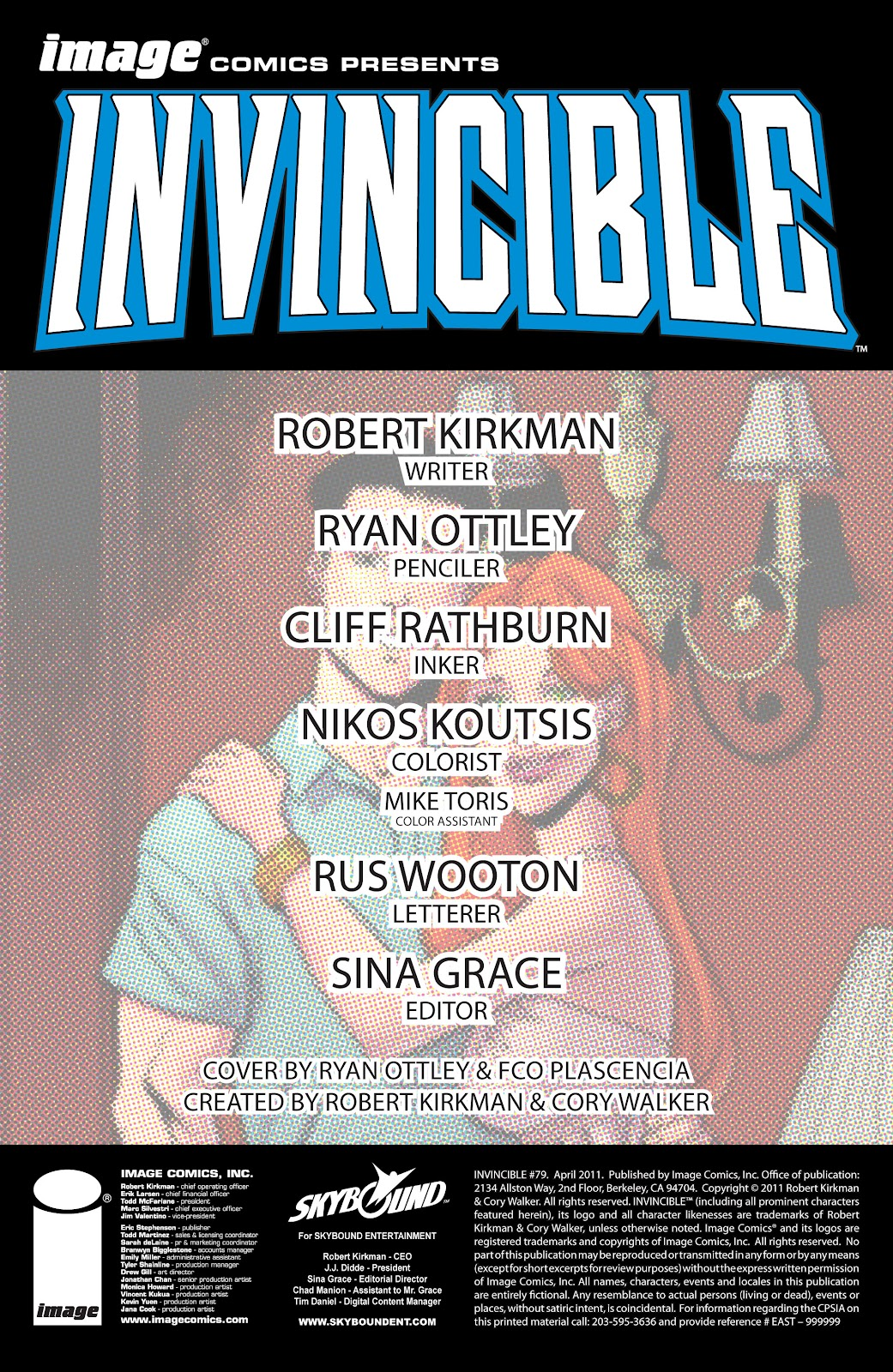 Invincible (2003) 79 Page 2