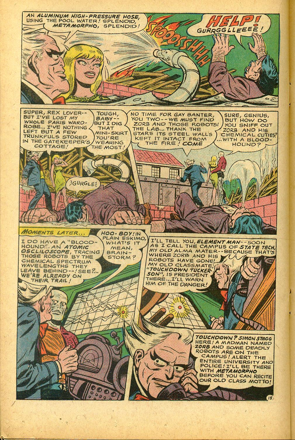 Metamorpho (1965) issue 12 - Page 20