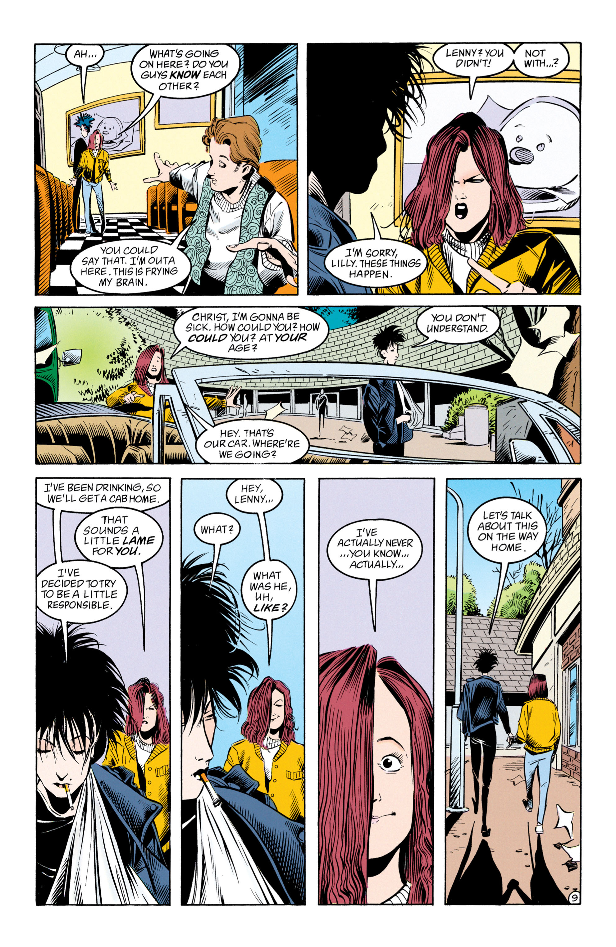 Read online Shade, the Changing Man comic -  Issue #50 - 10