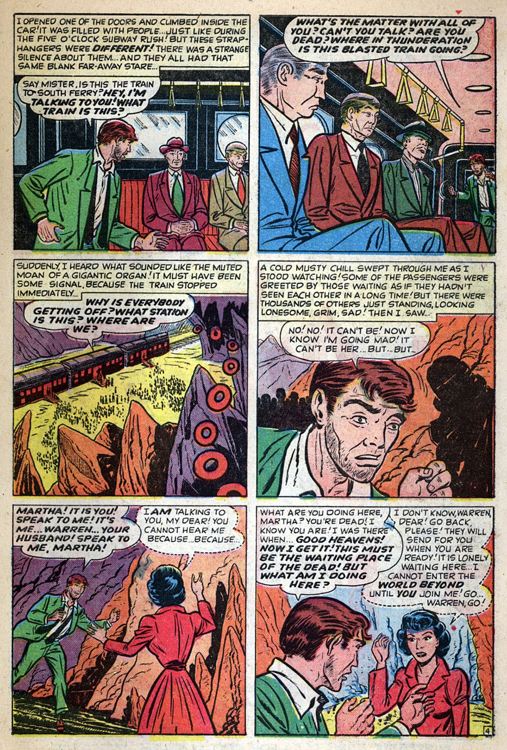 Journey Into Unknown Worlds (1950) issue 4 - Page 31