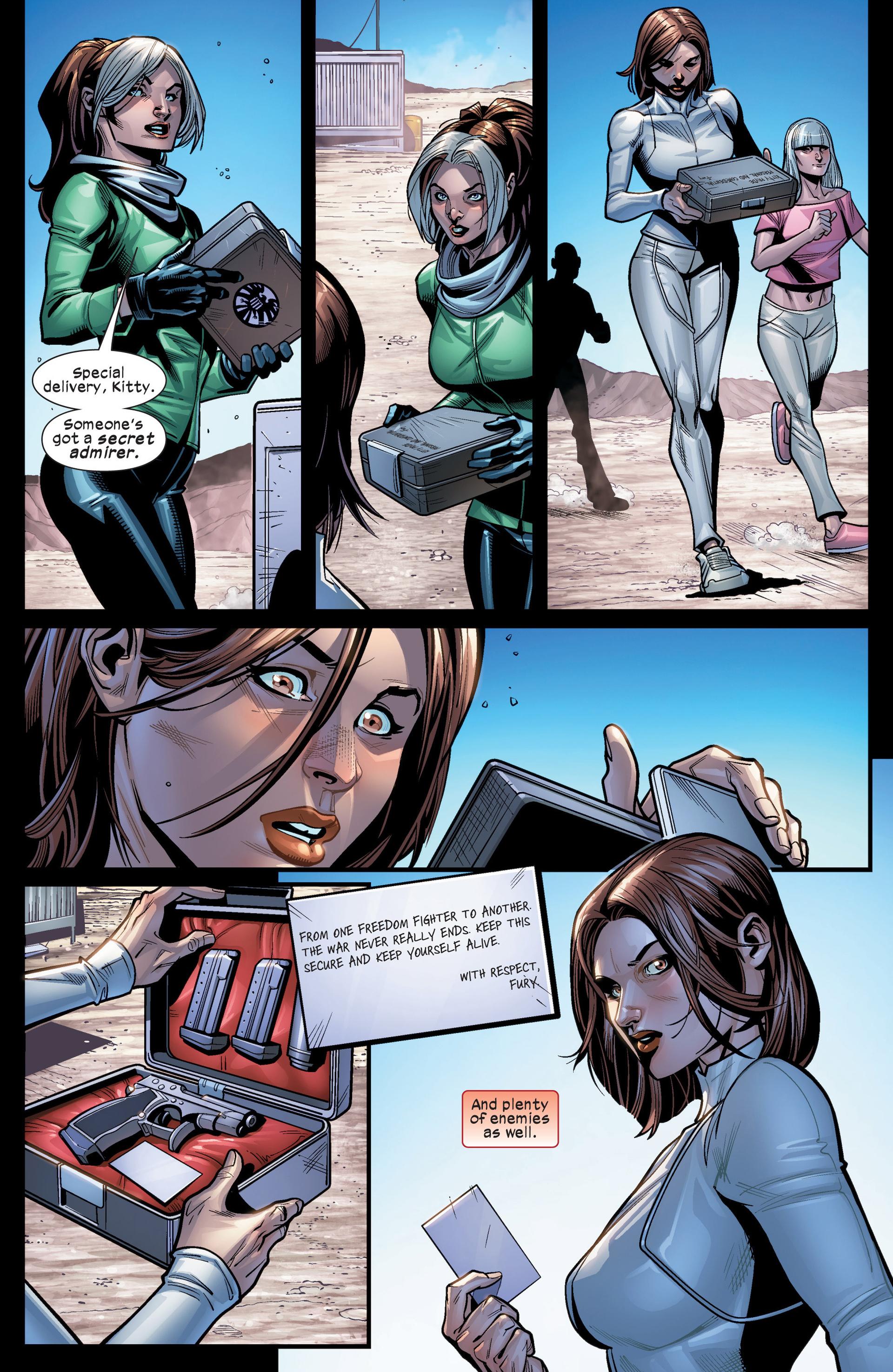 Read online Ultimate Comics X-Men comic -  Issue #19 - 15