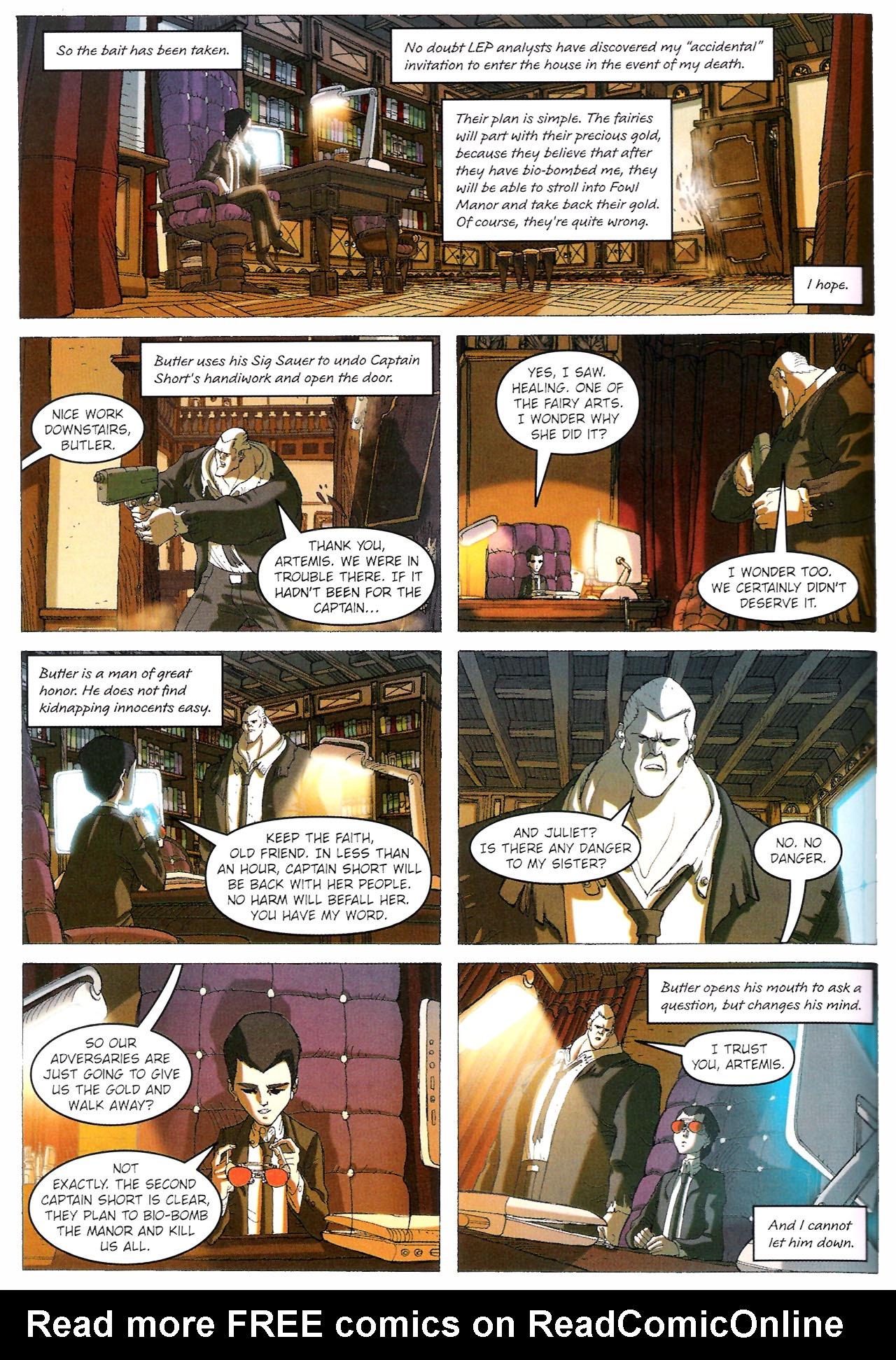 Read online Artemis Fowl: The Graphic Novel comic -  Issue #Artemis Fowl: The Graphic Novel Full - 101